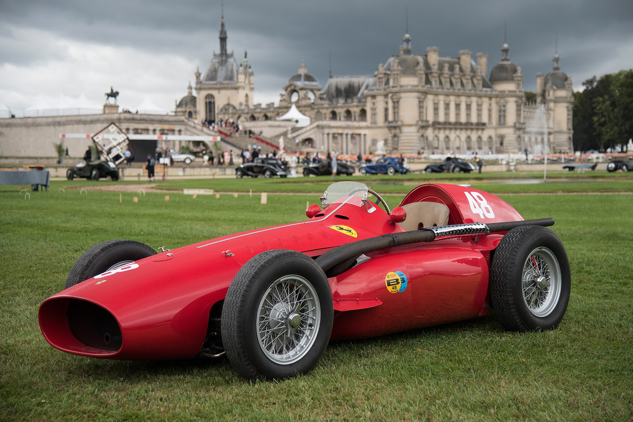 2016 Chantilly Concours DElegance 32
