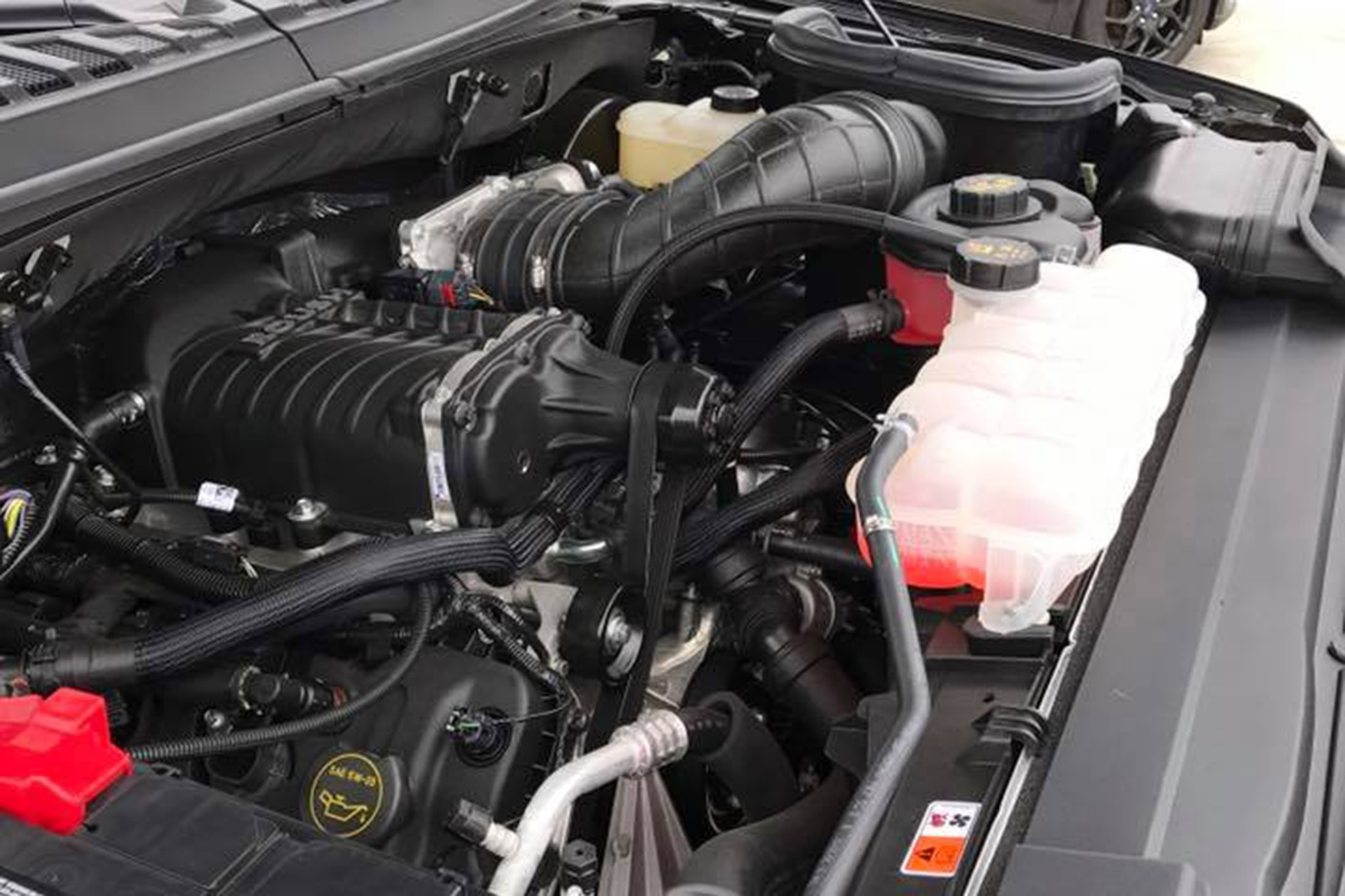 Ford Lightning Performance Engines What 39 S New Tractor Engine And Wiring Diagram