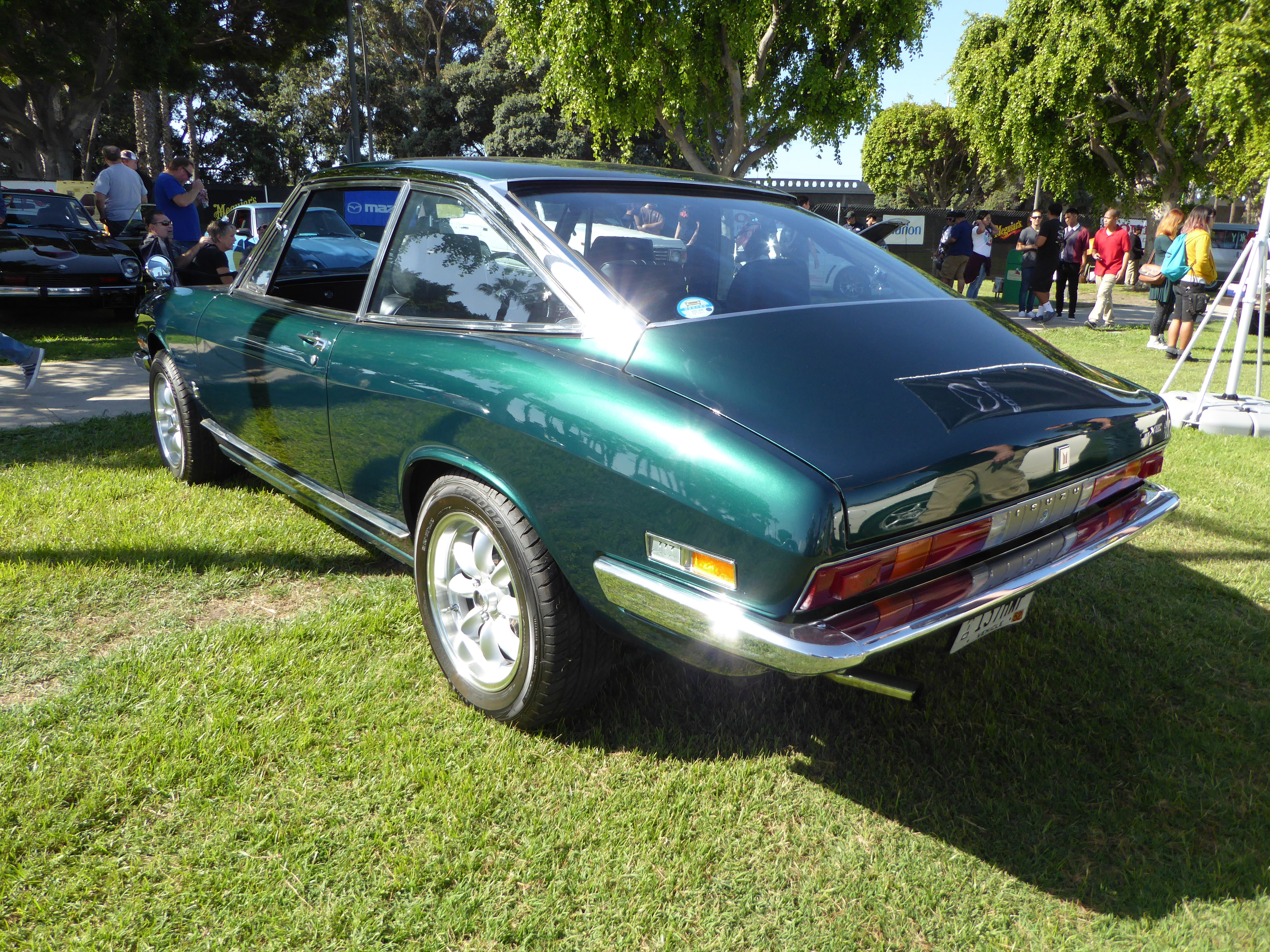 Eight Rare Finds at the 2017 Japanese Classic Car Show | Automobile ...