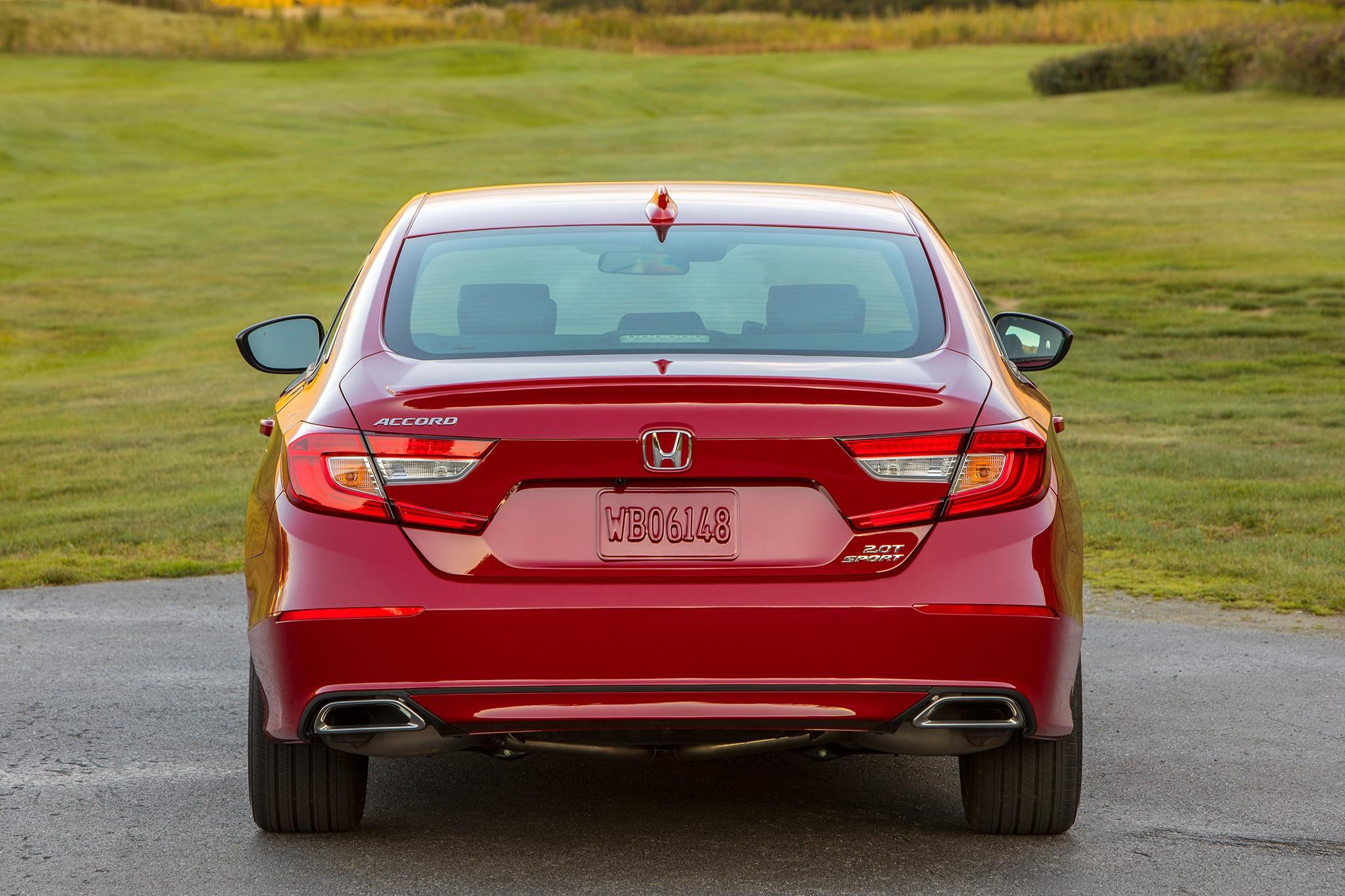 Honda Accord 0-60 >> First Drive: 2018 Honda Accord | Automobile Magazine