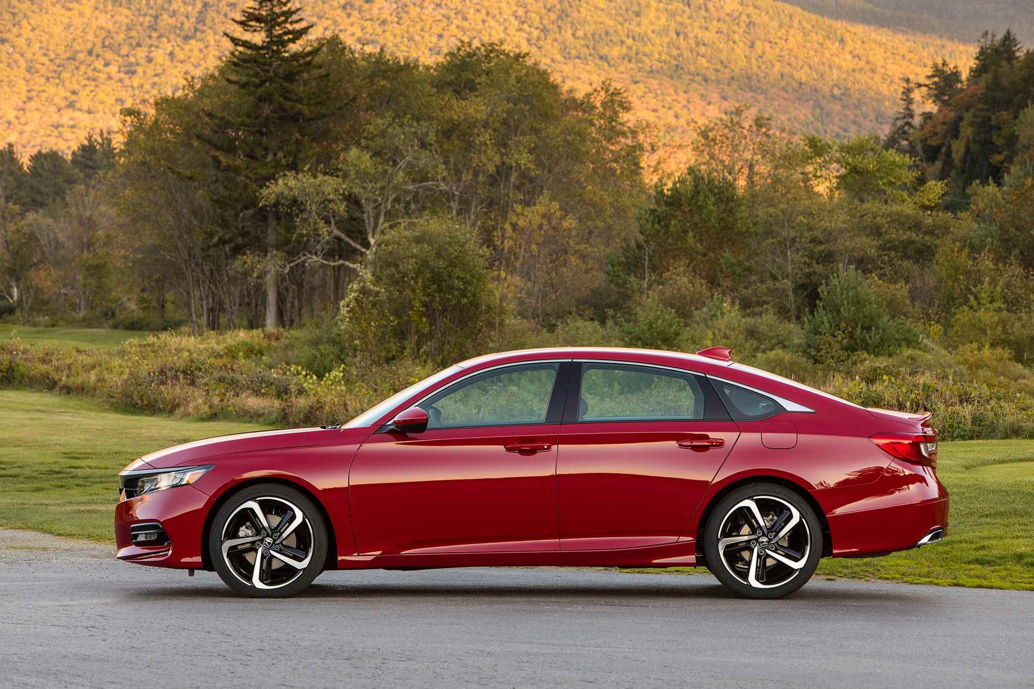 First Drive 2018 Honda Accord Automobile Magazine