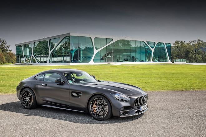 All in the 2018 mercedes amg gt family top auto trends let me set the scene a professional race driver leads two journo driven cars around the track for 3 12 hot laps fandeluxe Epub