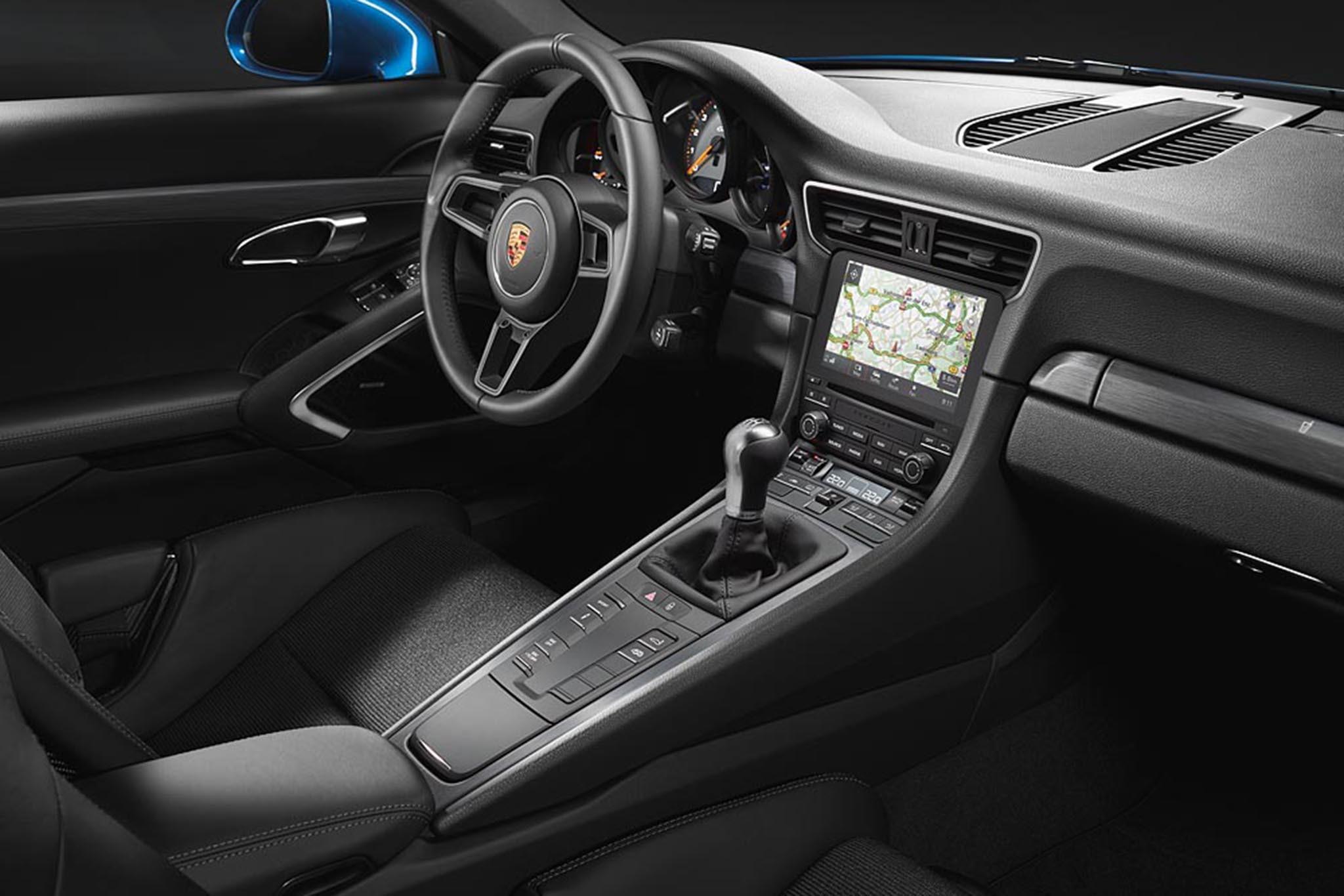 2018 porsche 911 interior. interesting interior other  intended 2018 porsche 911 interior