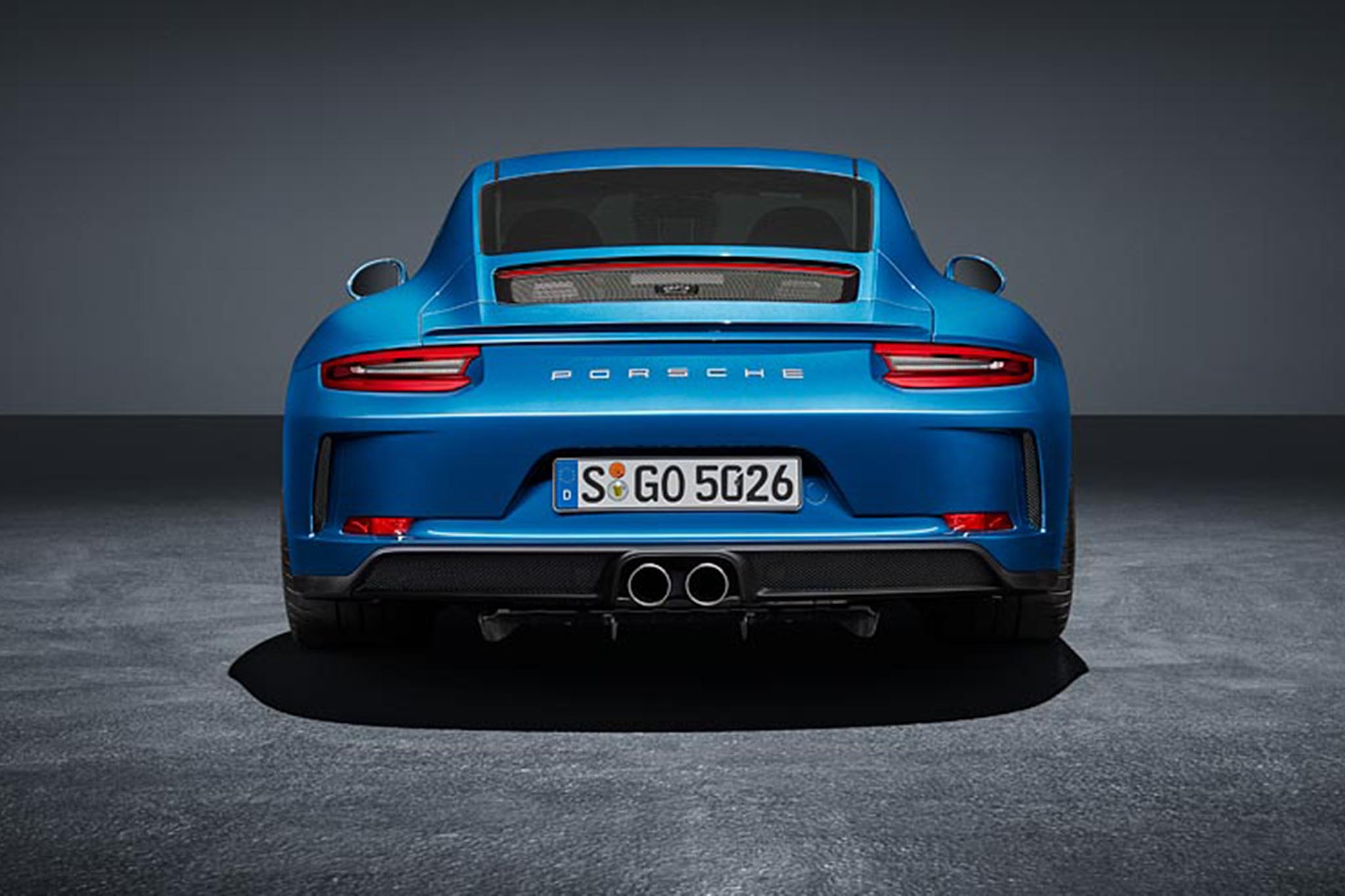 2018 porsche gt3 touring.  2018 other  on 2018 porsche gt3 touring