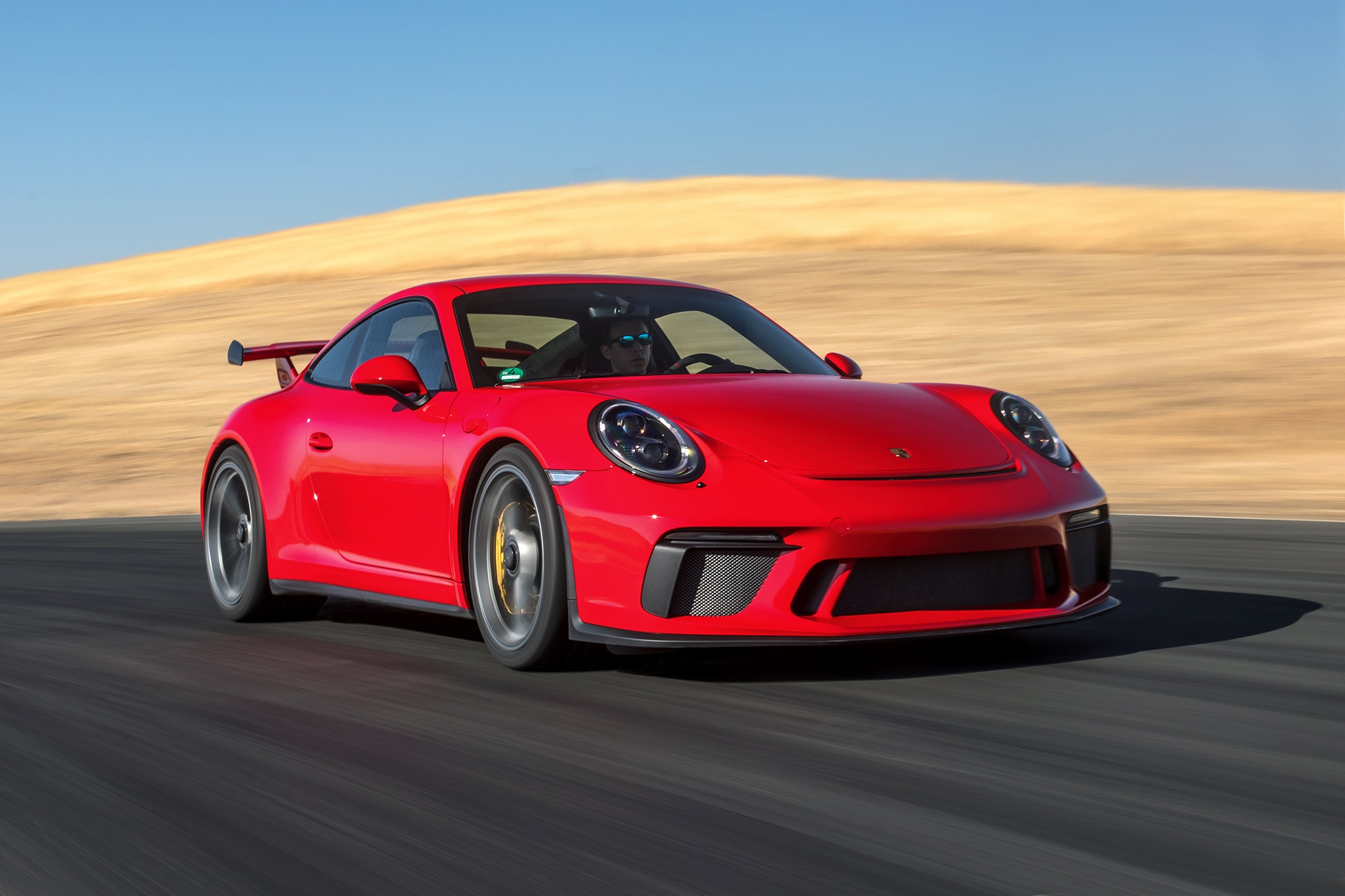 2018-Porsche-911-GT3-front-three-quarter-in-motion-03 Exciting Porsche 911 Gt2 La Centrale Cars Trend