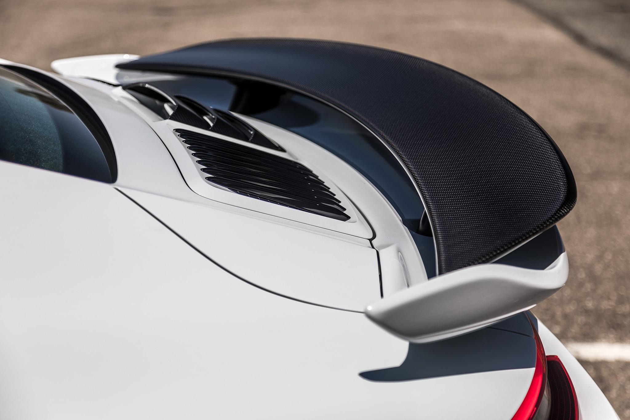 First Laps 2018 Porsche 911 Turbo S Exclusive Series