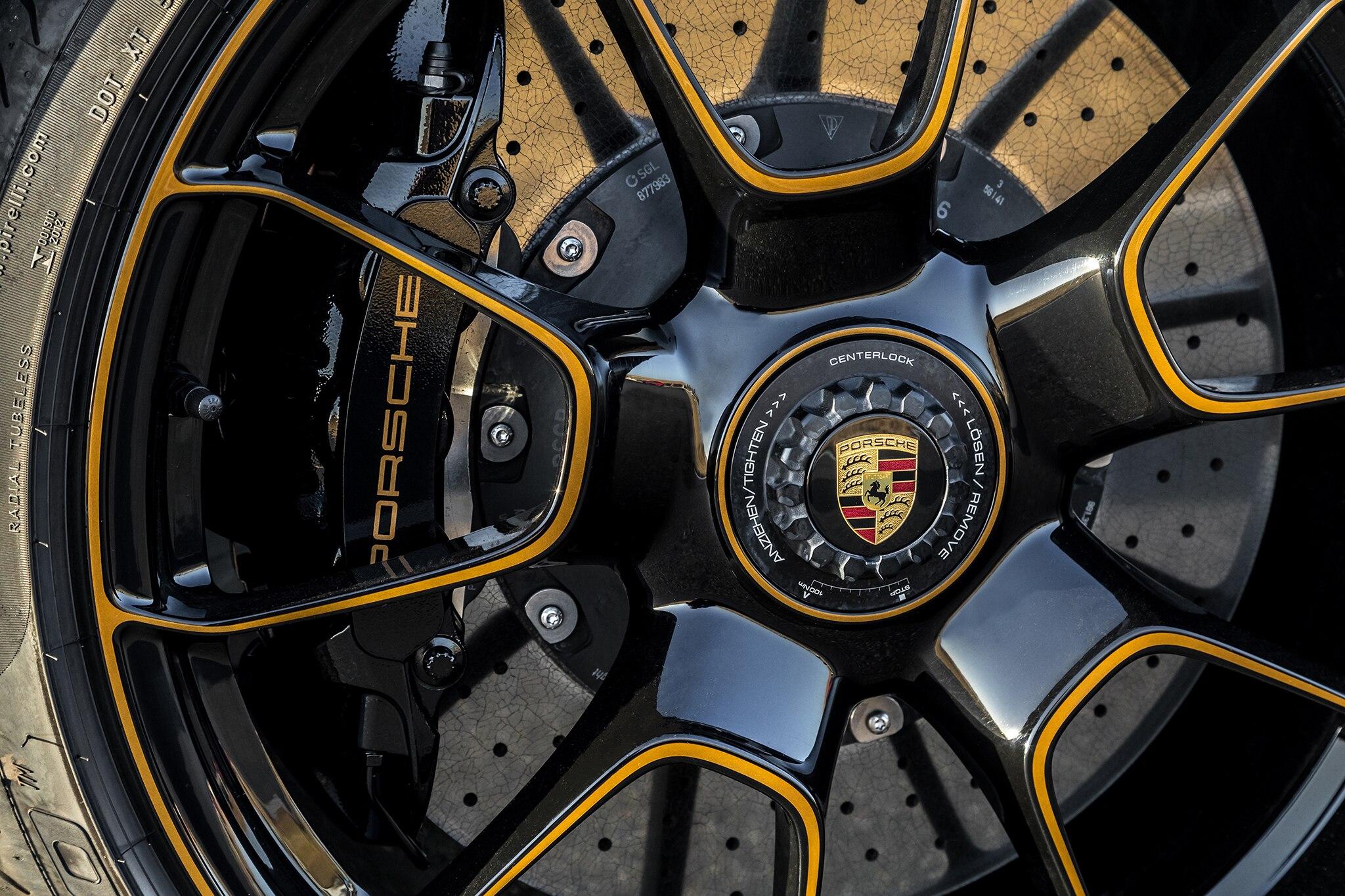 2018 Porsche 911 Turbo S Exclusive Wheel 03