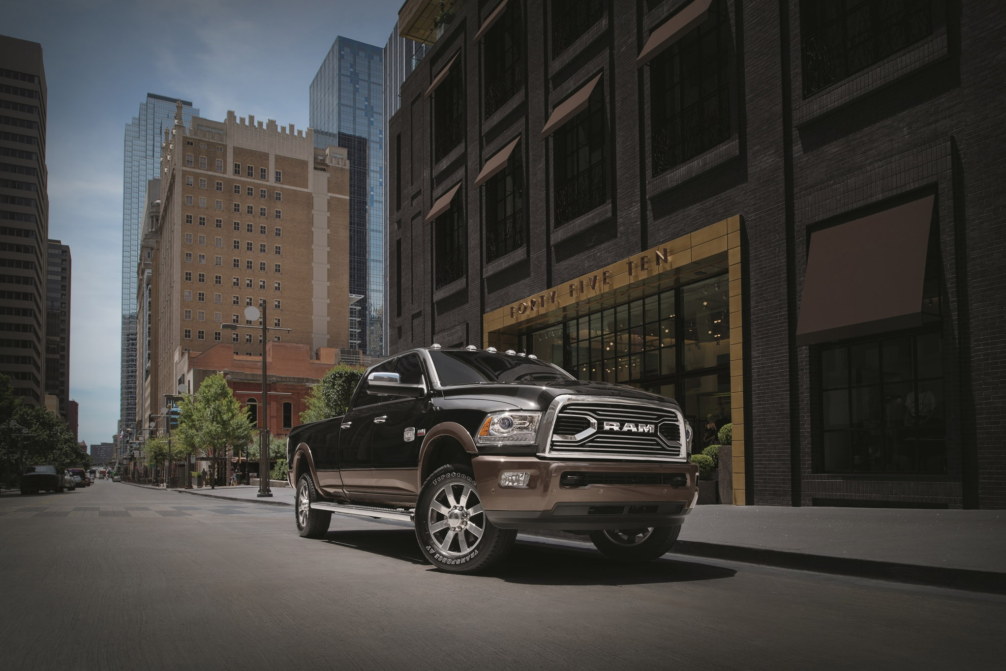 Ram Longhorn Southfork And Lone Star Silver Editions Shine In Texas
