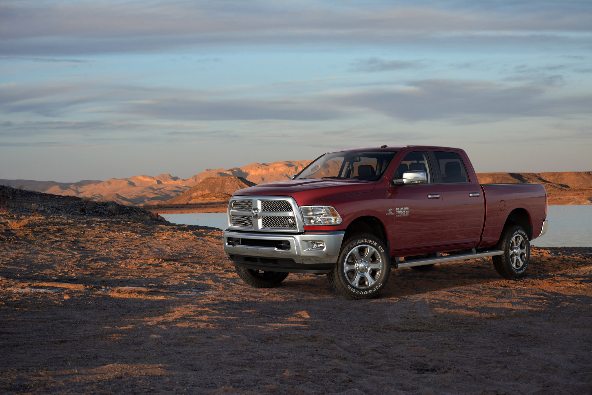 Ram Debuts 2018 Lone Star Silver HD in Texas
