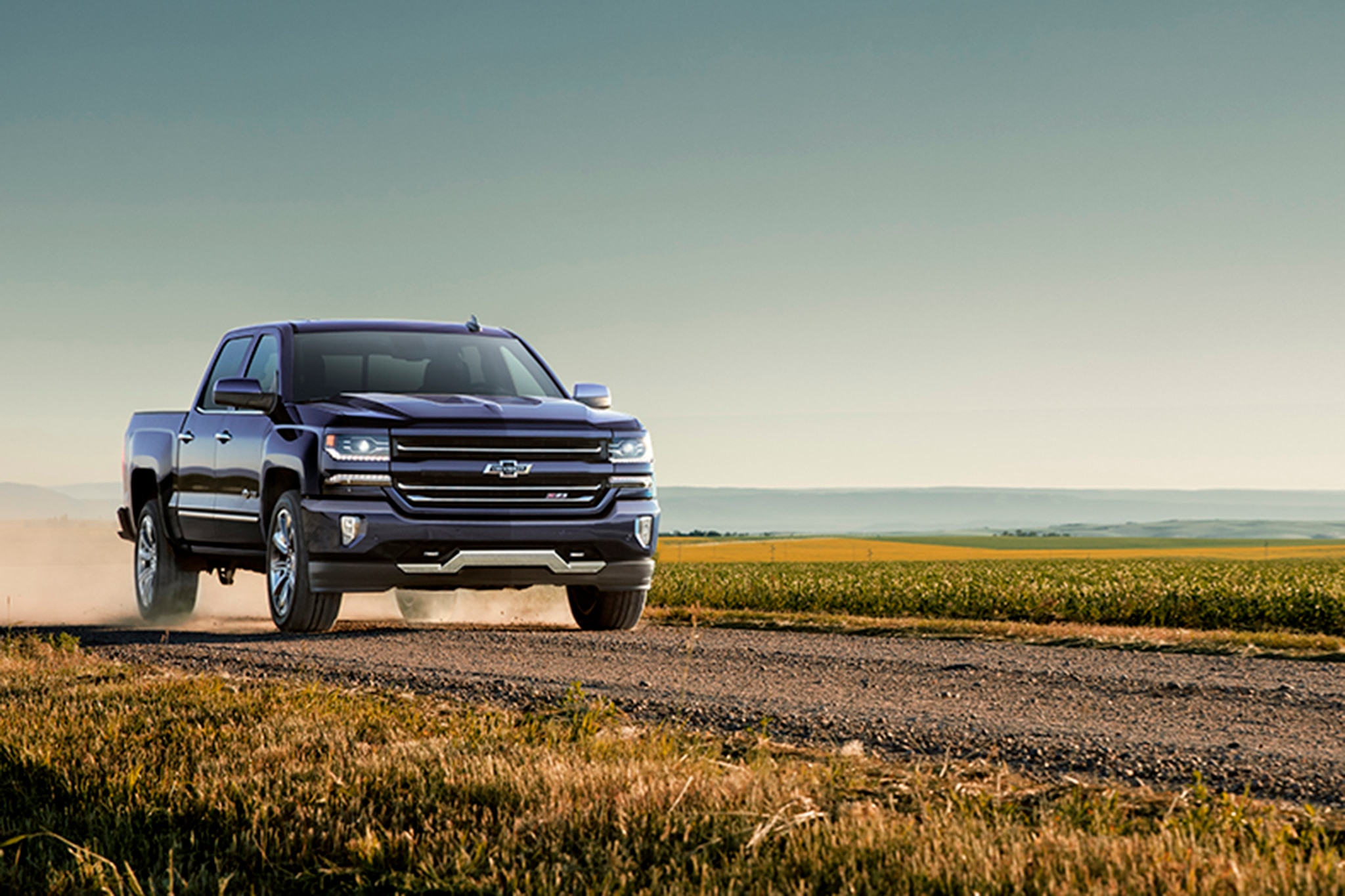 Chevrolet Trucks Celebrates Centennial with 2018 Silverado and