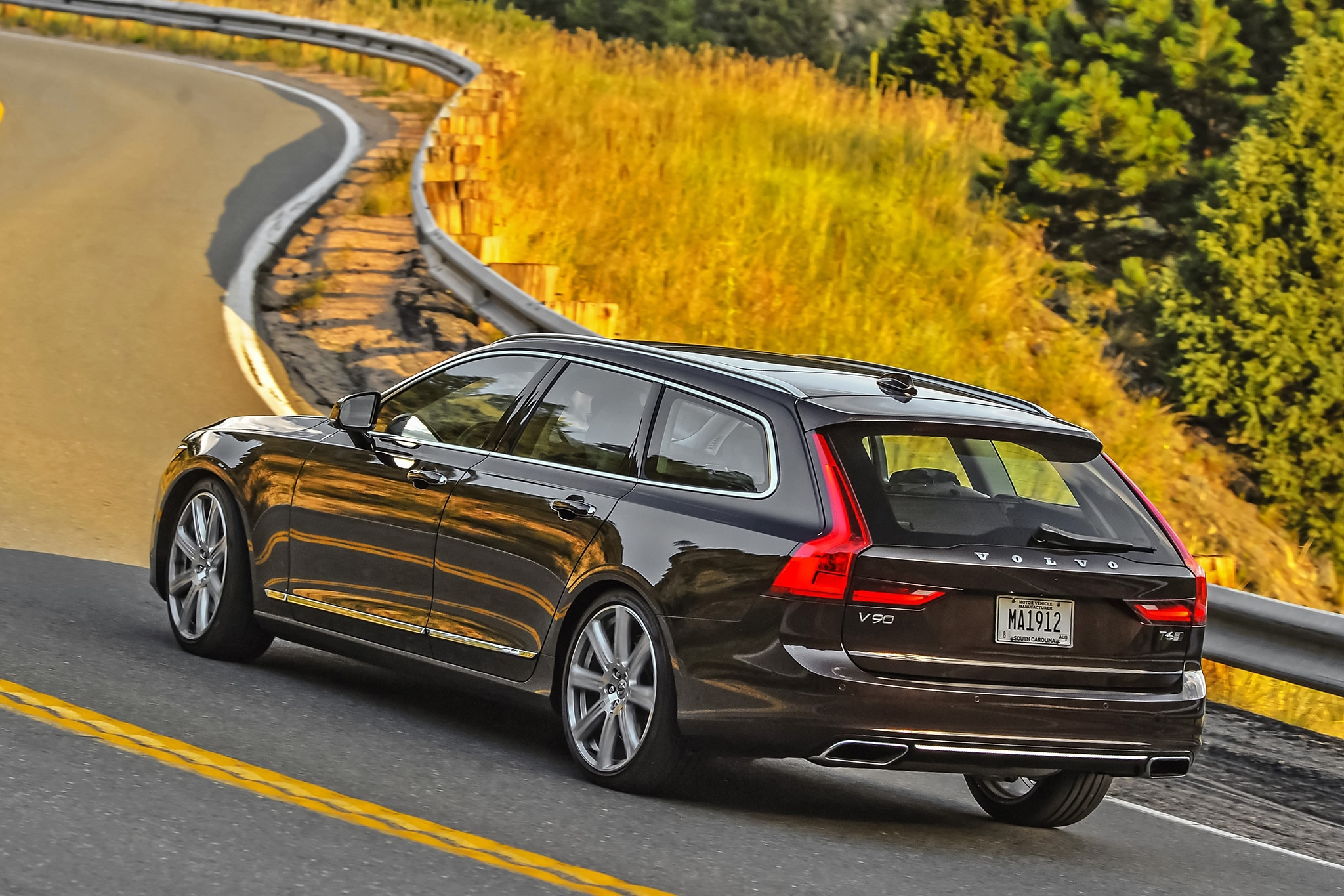 Swedes In Denver We Drive The 2018 Volvo Xc60 V70 And