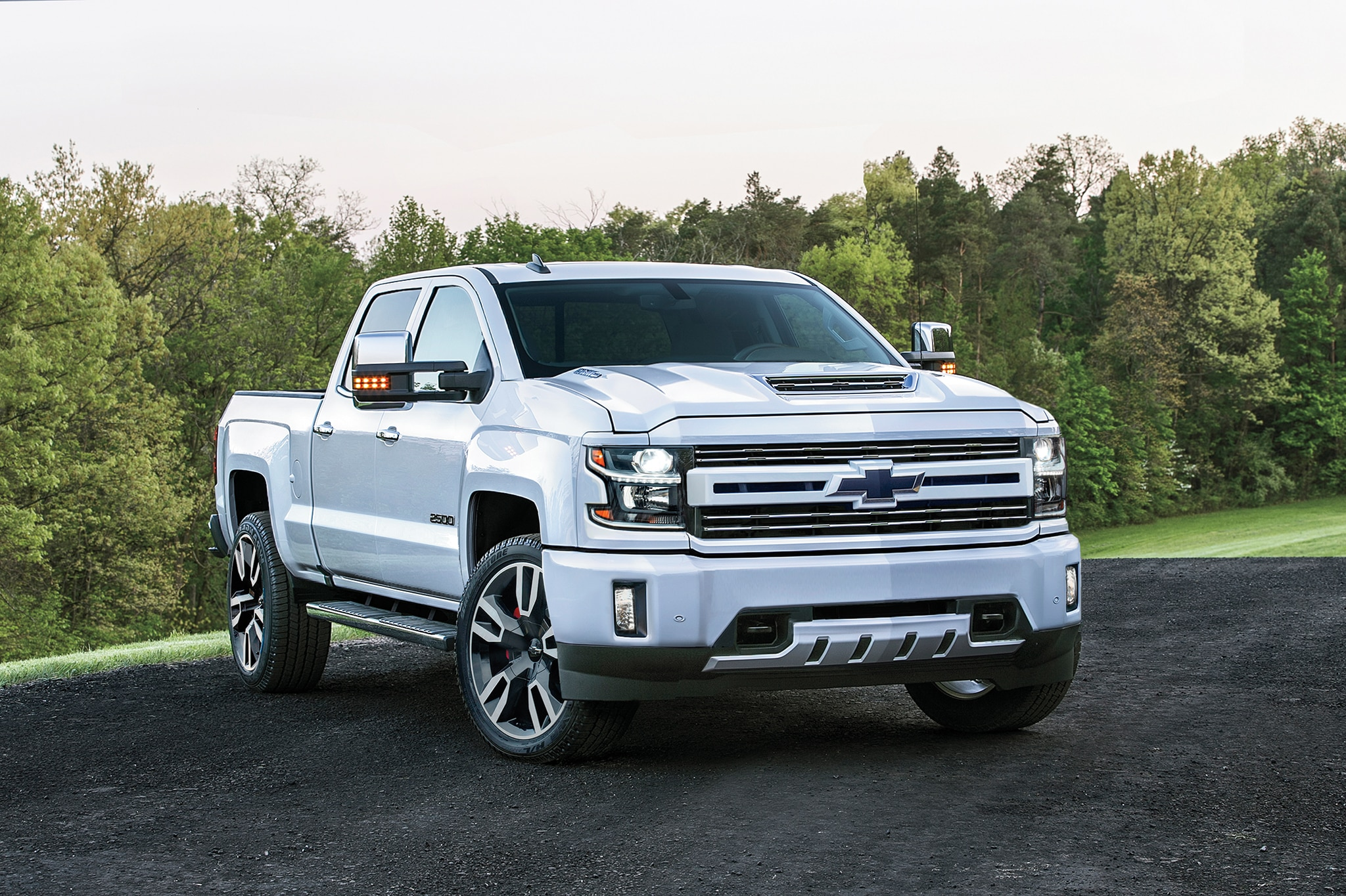 New Silverado 2500 Update? Pic Inside - 2015-2019 Chevy ...