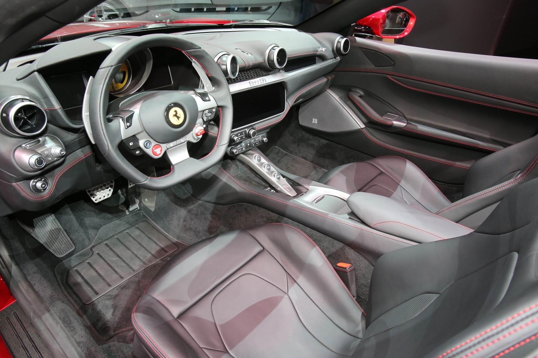 2018 ferrari 0 60. plain 2018 thanks to a 162pound deficit over the older car and refined more  powerful drivetrain portofino rips from 060 mph in just 35 seconds  throughout 2018 ferrari 0 60
