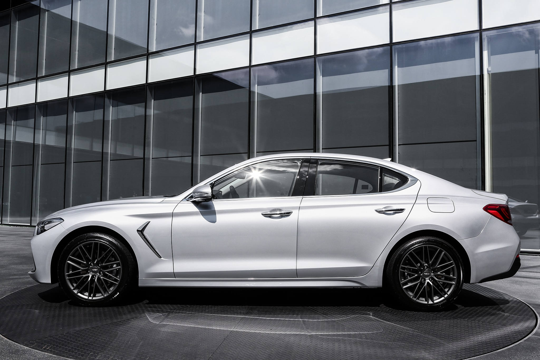 2019 Genesis G70 Brings The Fight To The 3 Series