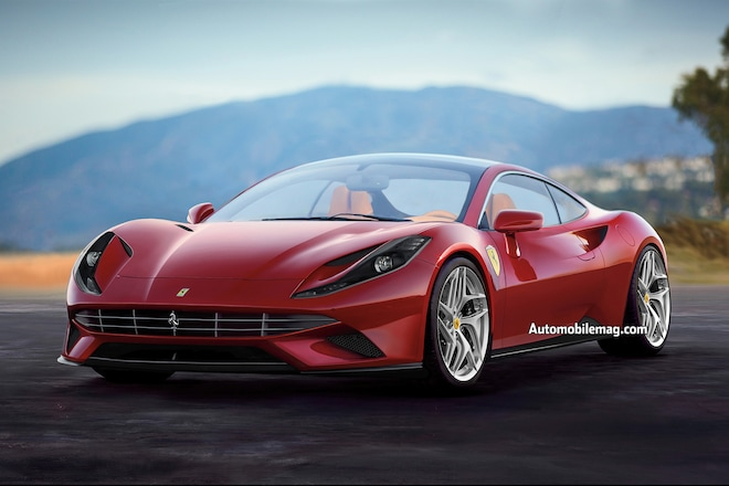 New And Future Cars For And Beyond Automobile Magazine - Sports cars with back seats