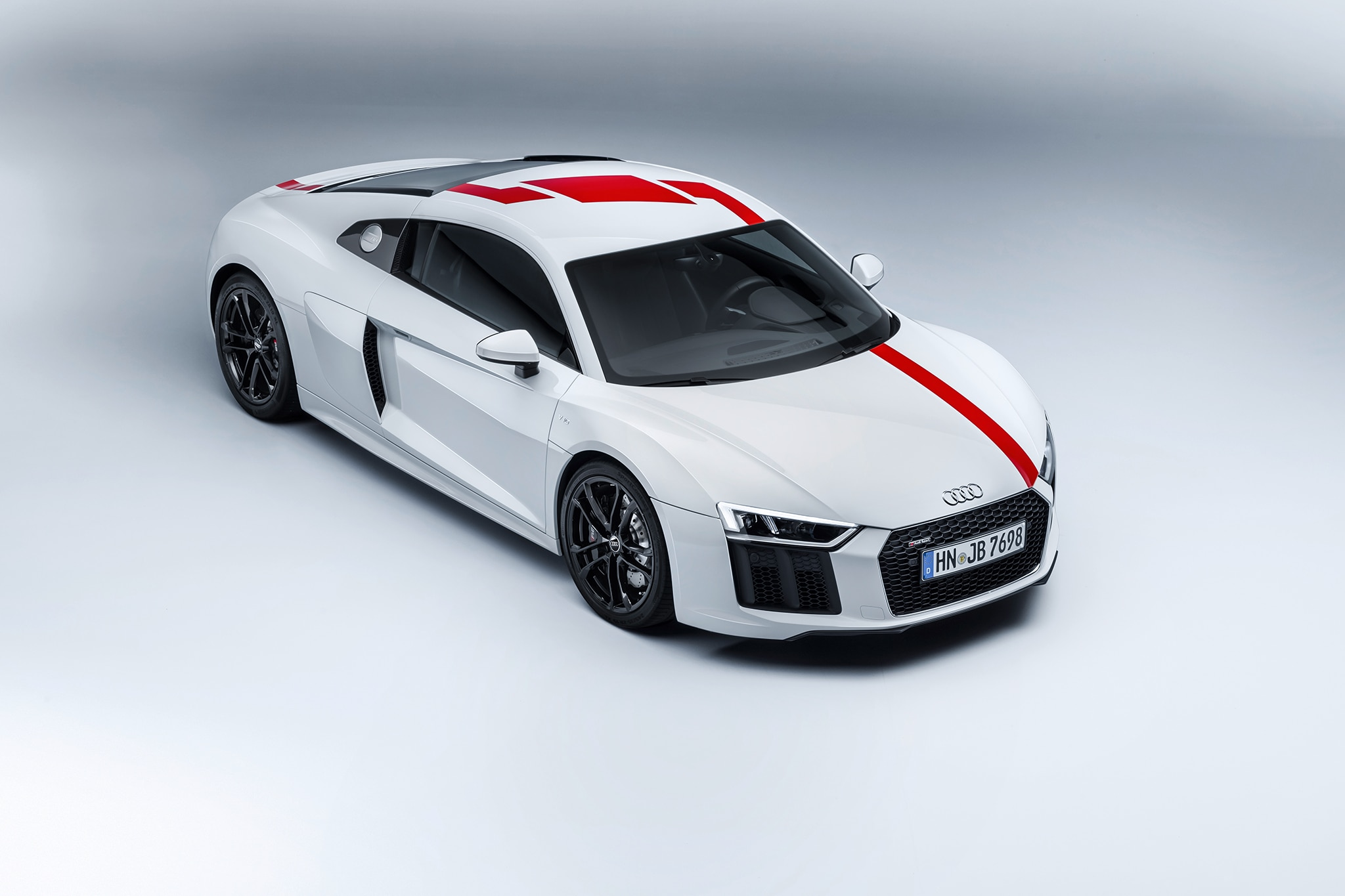 2018 Audi R8 V10 RWS Offers Pure Rear-Drive Fun