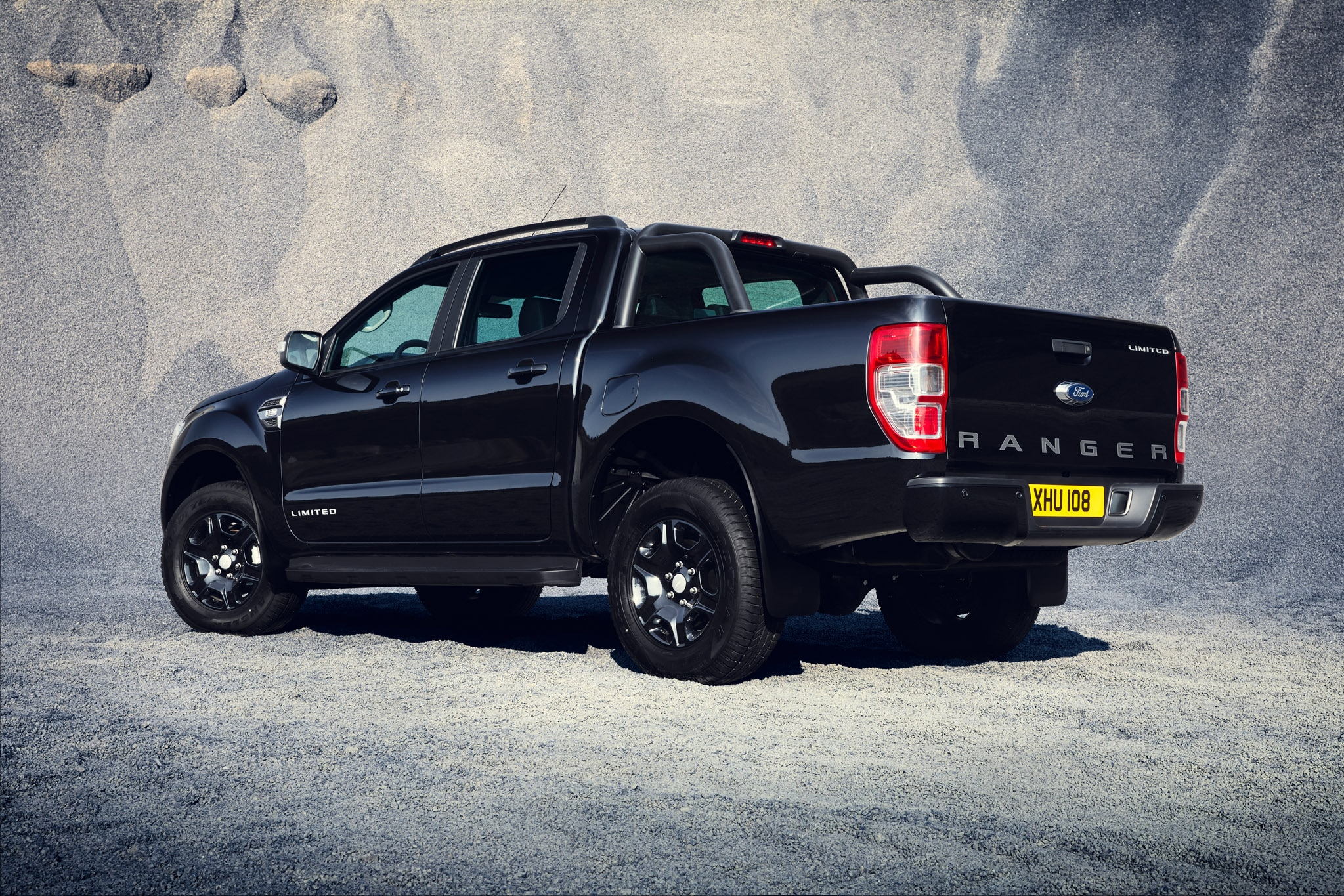 Ford Ranger Black Edition to Debut at 2017 Frankfurt Motor Show | Automobile Magazine