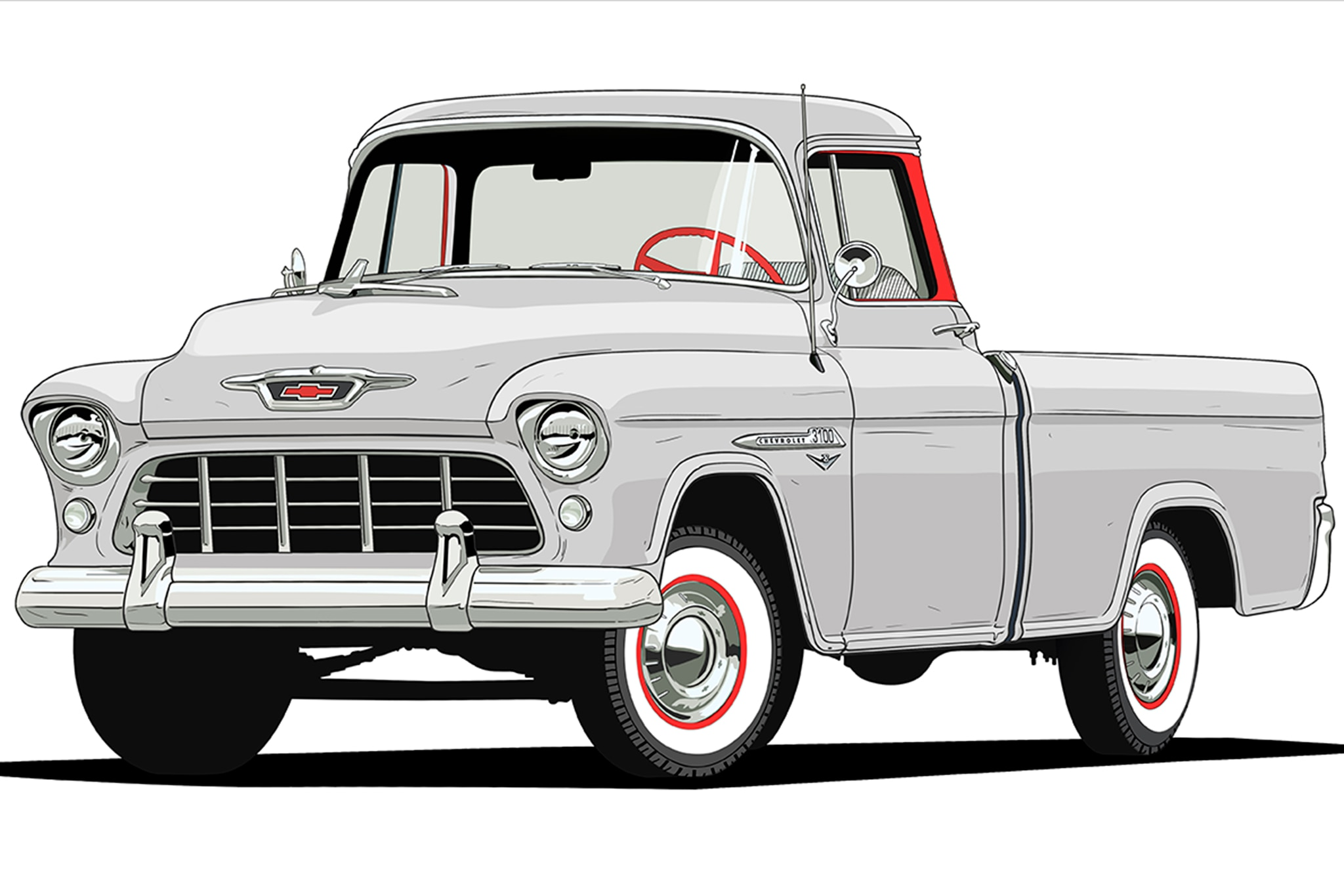 Iconic Chevy Trucks 09 1