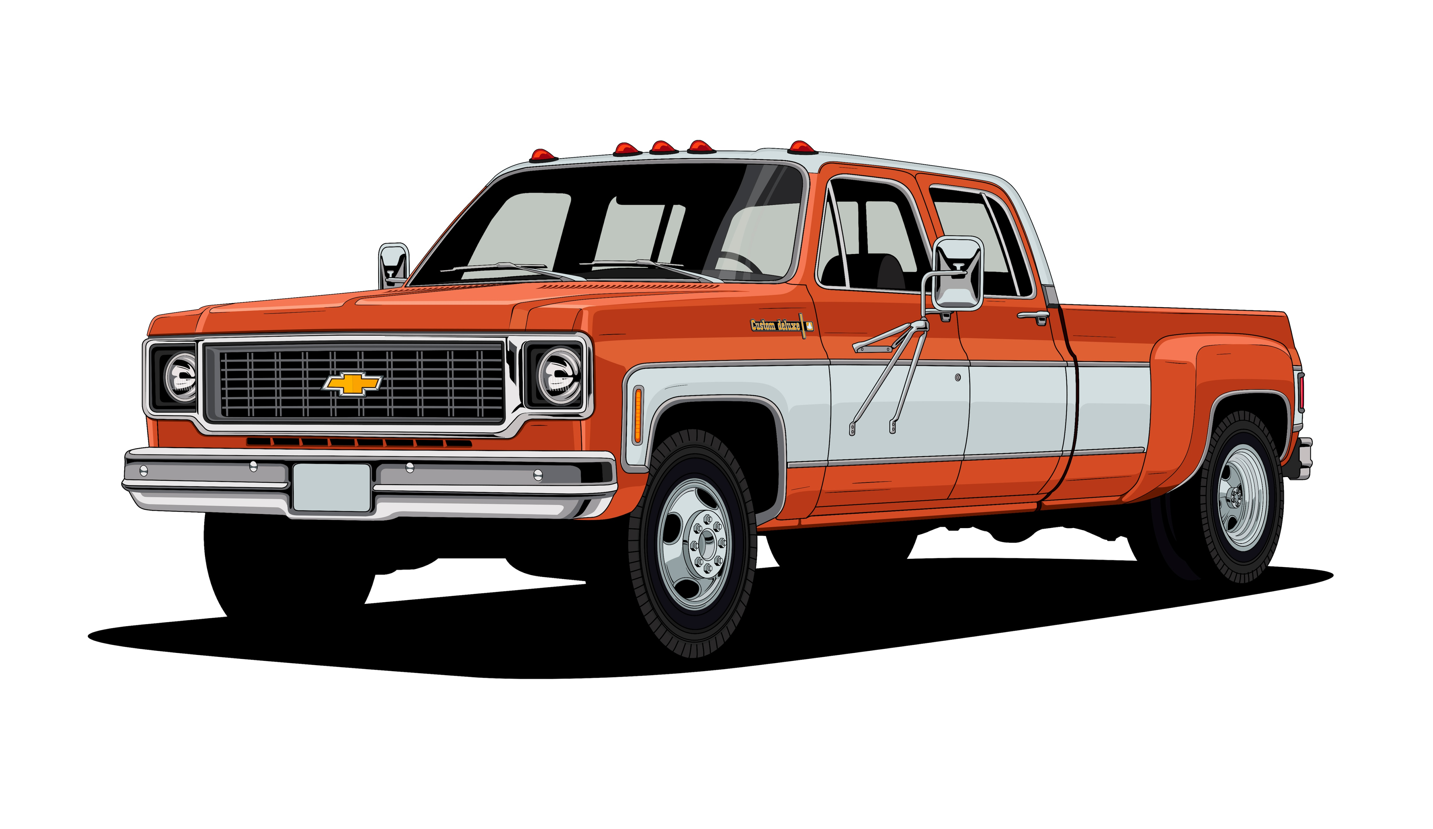 2007 Chevy Silverado Interior >> This Is What a Century of Chevy Trucks Looks Like | Automobile Magazine