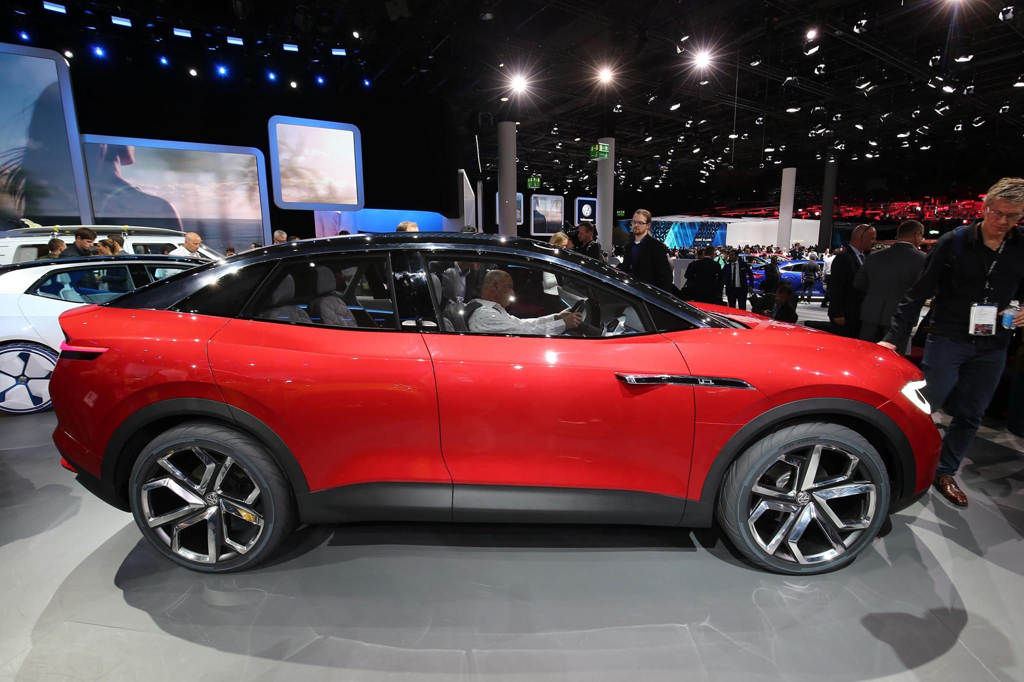 Volkswagen Updates I D Crozz Concept Automobile Magazine