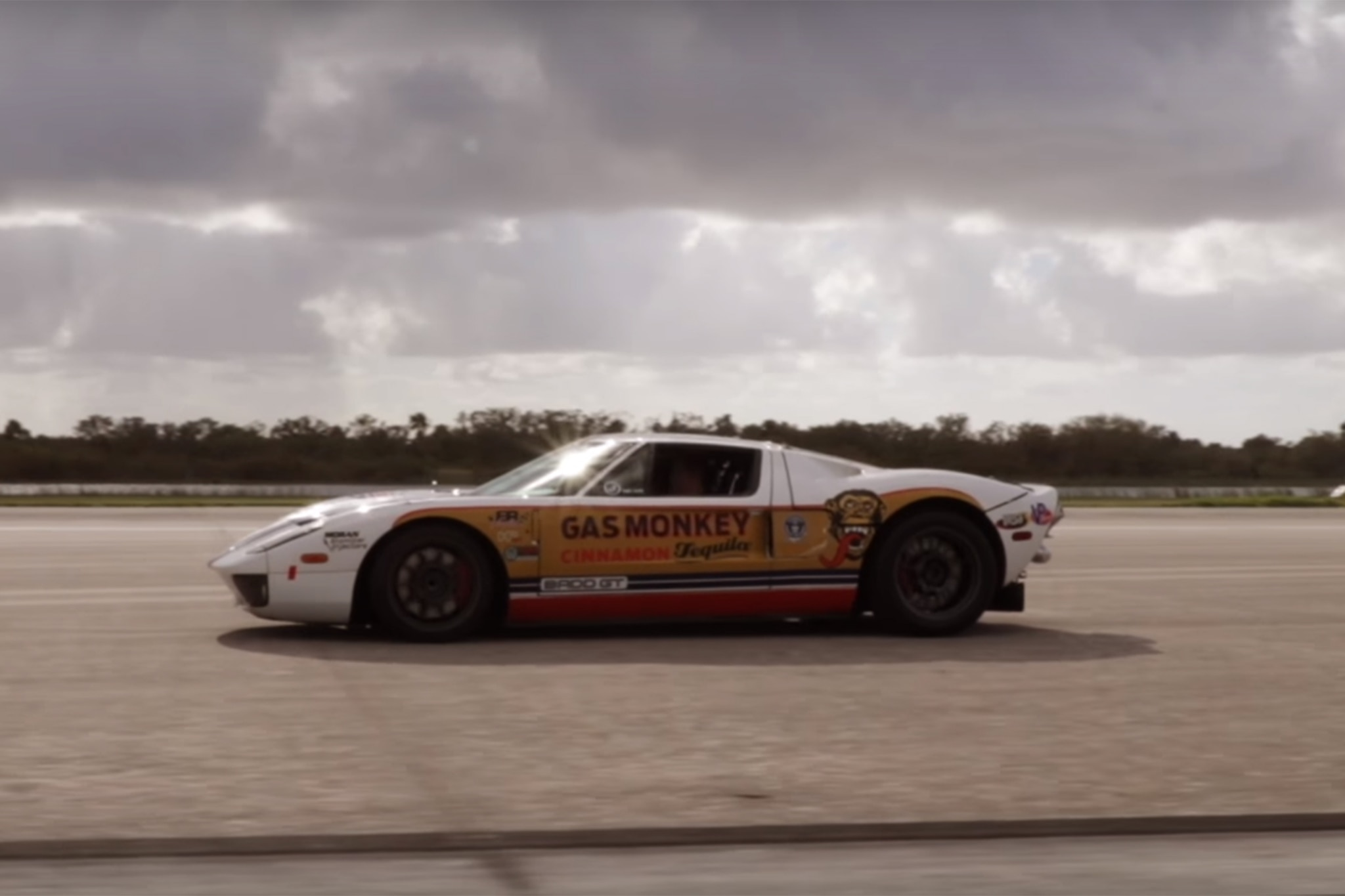 2006 Ford GT Bohmer Racing