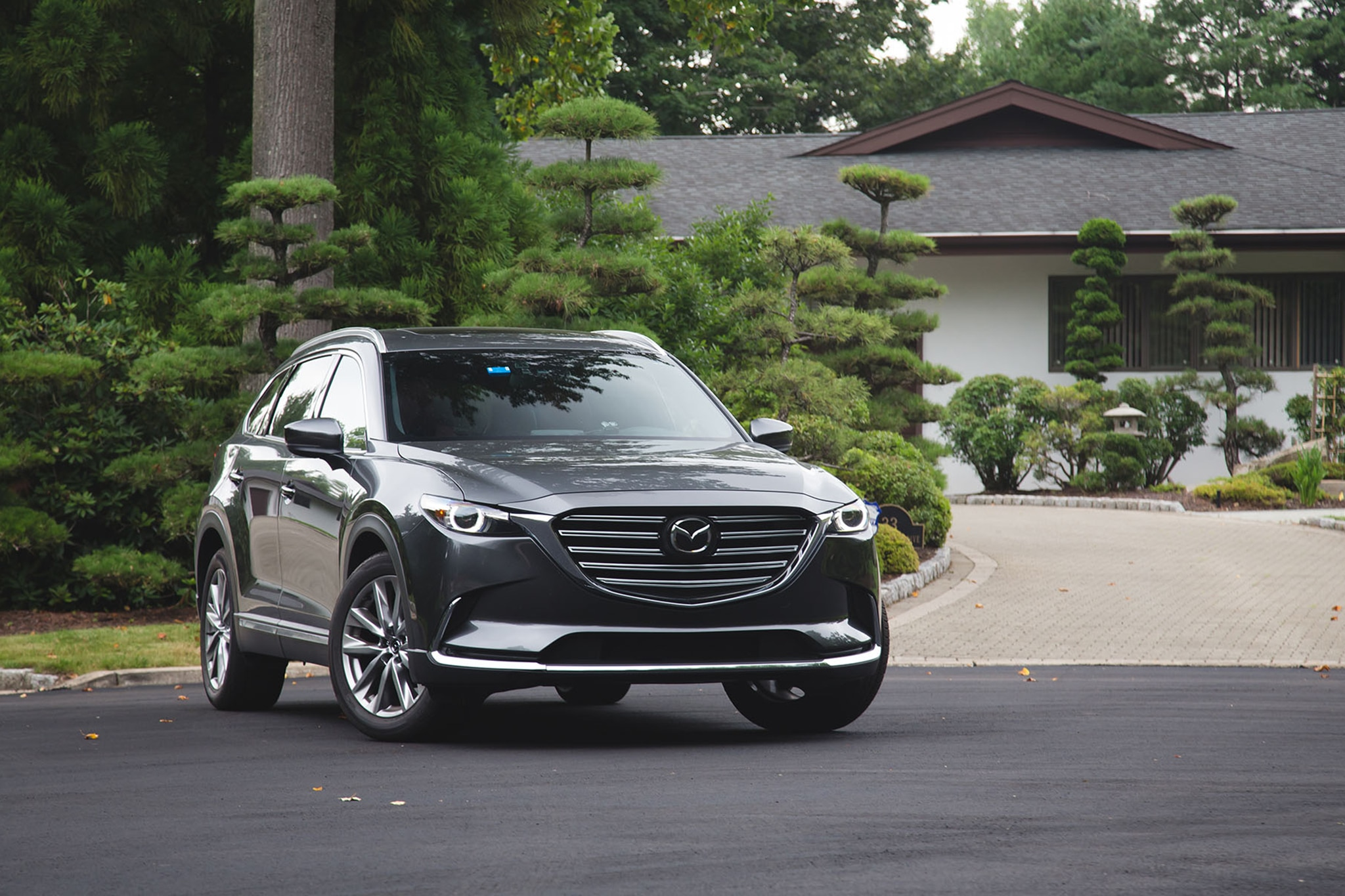 2017 mazda cx-9 one week review | automobile magazine