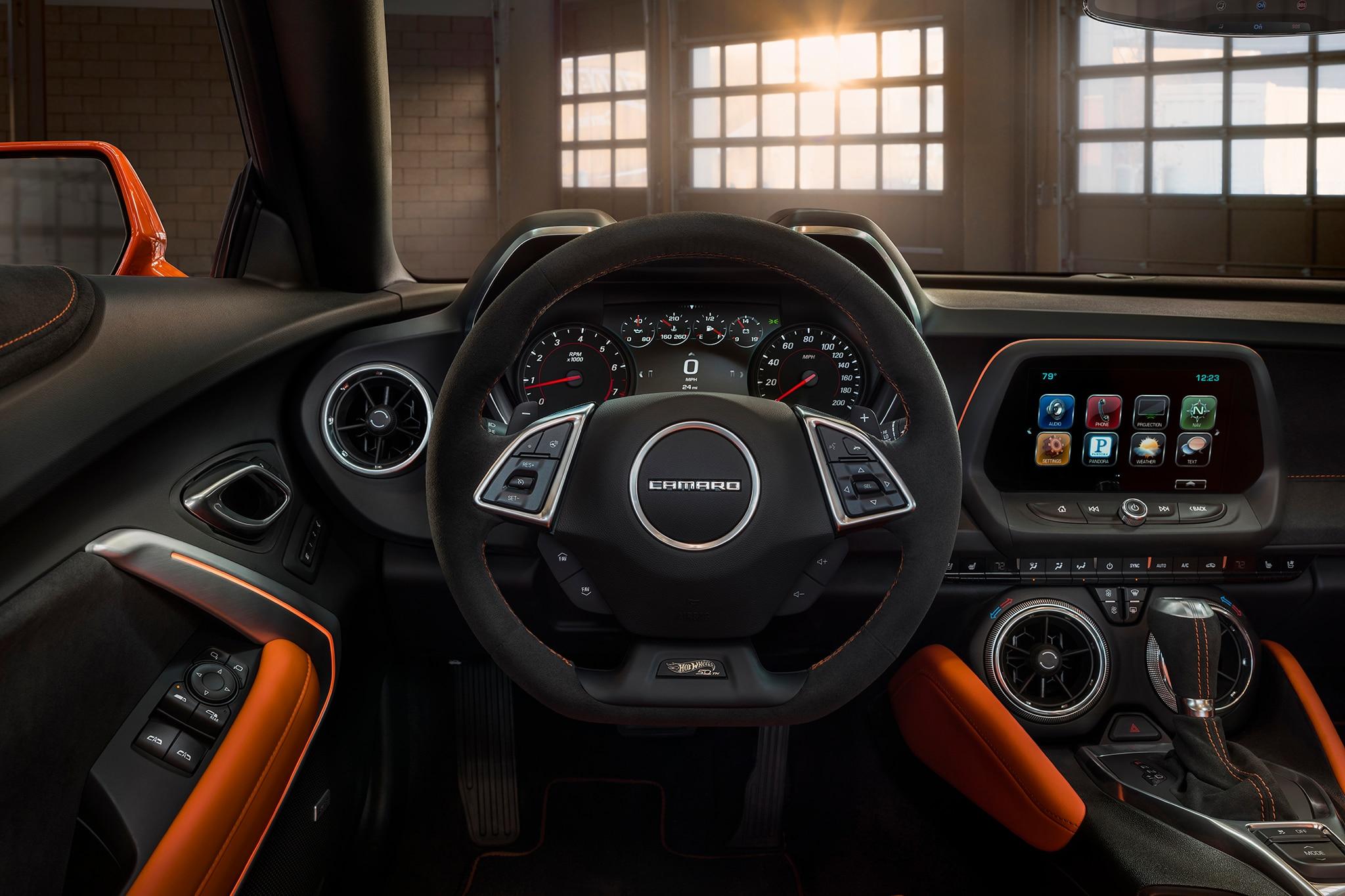 2018 Chevrolet Camaro Hot Wheels Edition Unveiled Ahead Of Sema