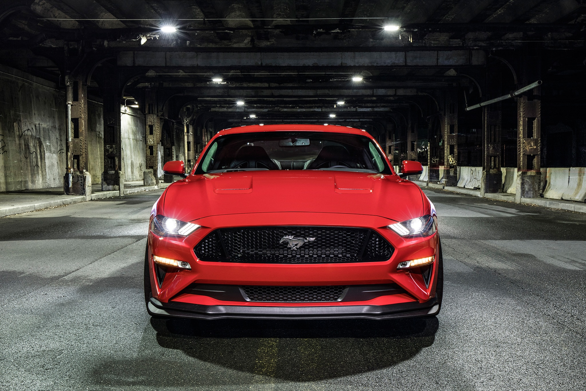 Mustang gets Performance Pack Level 2