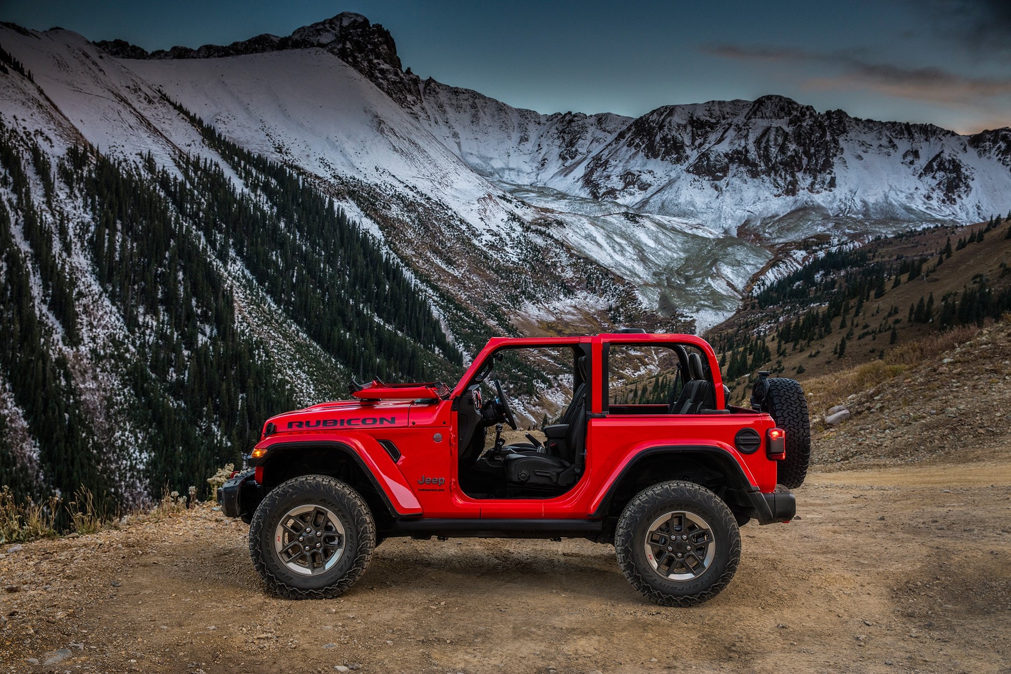 Standard Features List of 2018 Jeep Wrangler Leaked