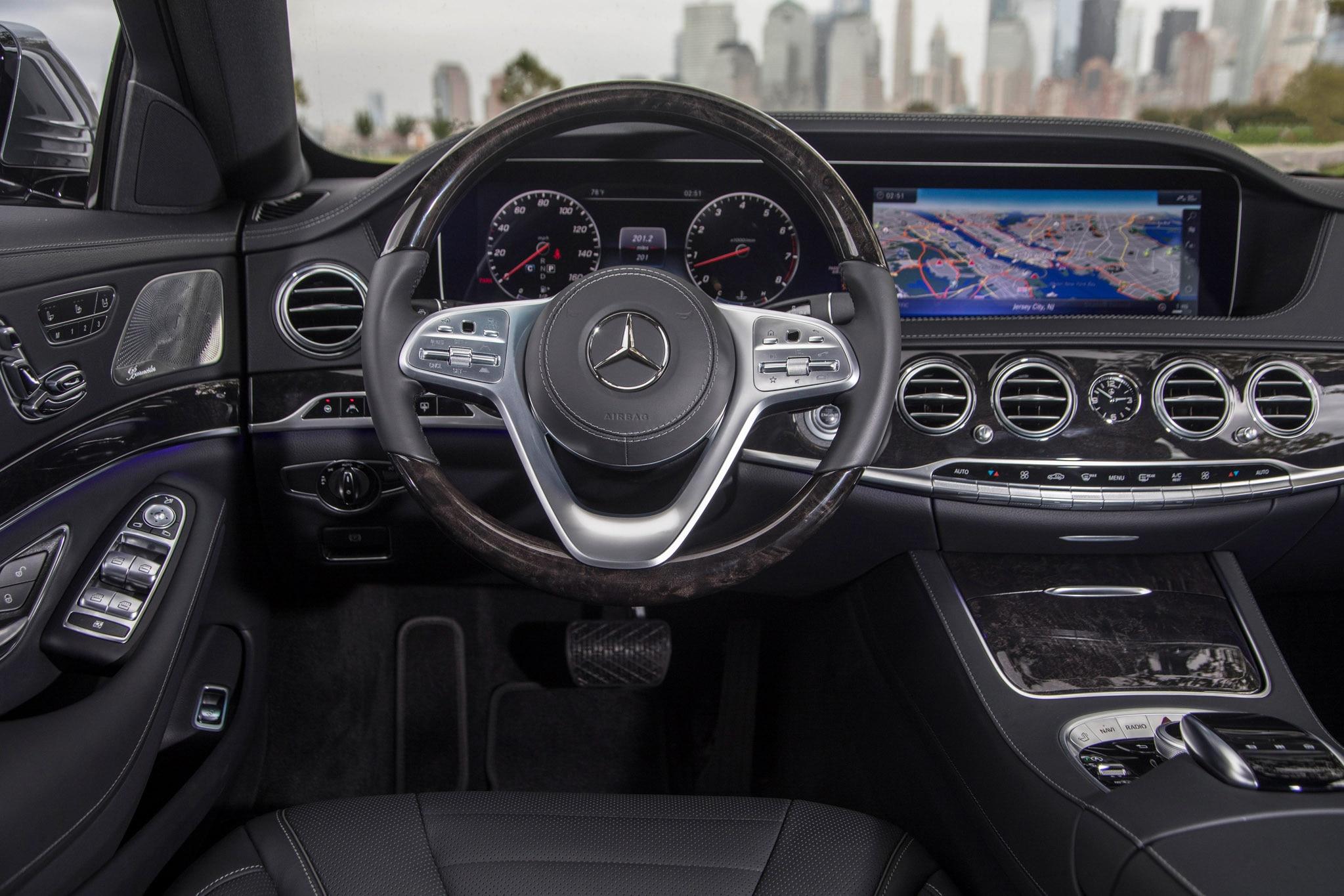 2017 Mercedes Benz S550 Sedan >> 2018 Mercedes-Benz S-Class Sedan vs. 2018 Mercedes-AMG S-Class Sedan | Automobile Magazine