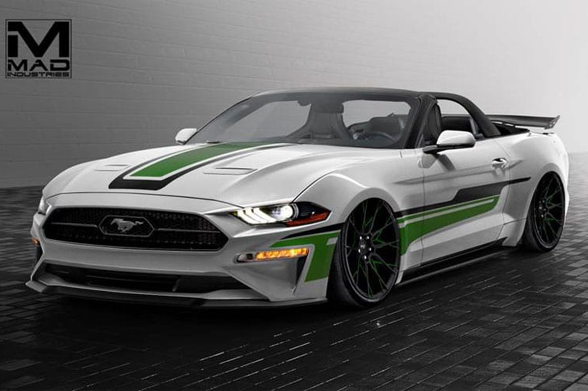 Seven Must-See 2018 Ford Mustangs at the 2017 SEMA Show ...