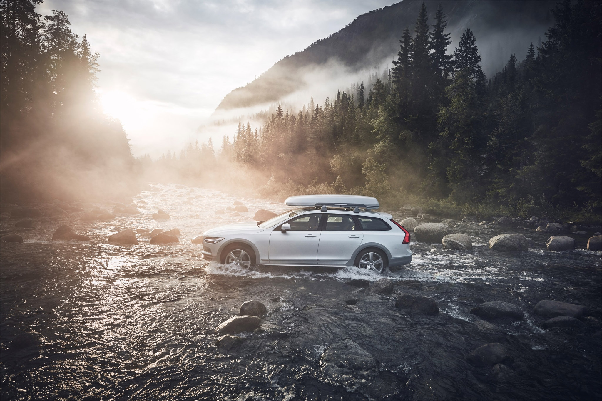 2018 volvo v90 cross country. simple country news  2018 volvo v90 cross country ocean race edition starts at 61495  215852_volvo_v90_cross_country_volvo_ocean_race_exterior_on_location inside volvo v90 cross country