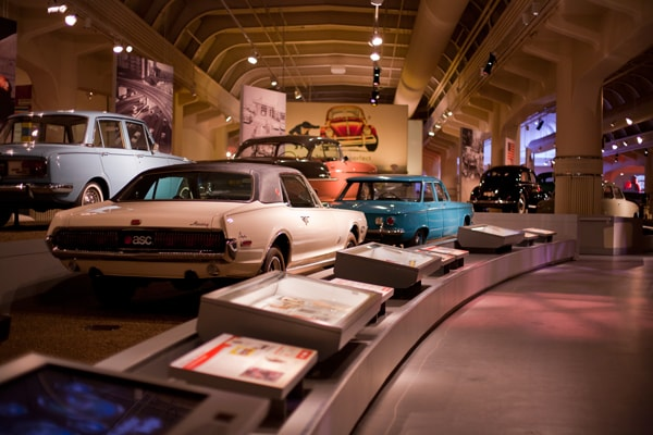 Driving America At The Henry Ford