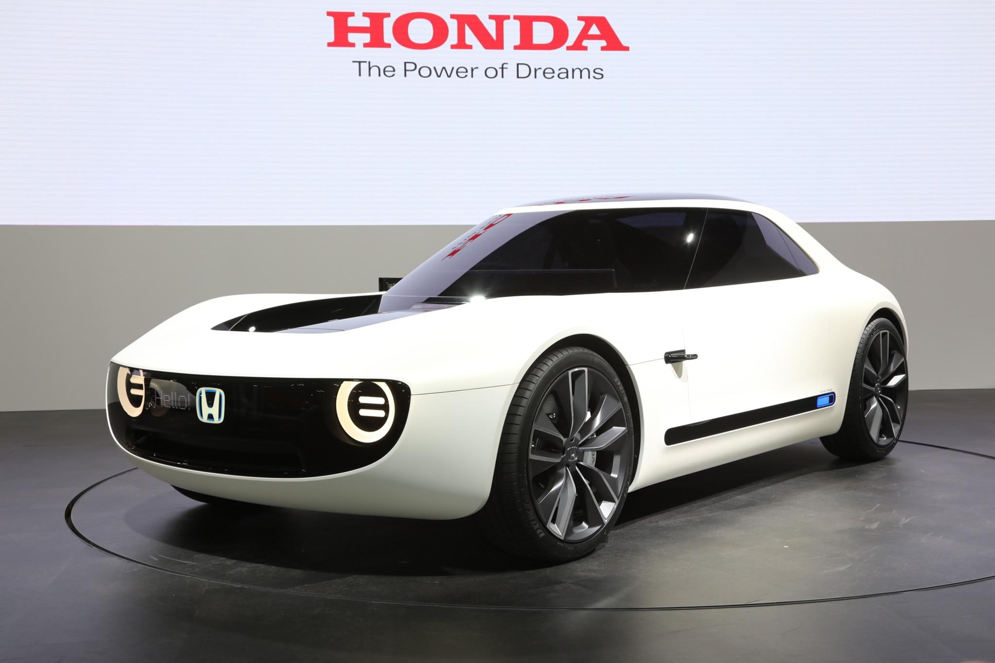 Honda Sports EV Concept Scores A Home Run In Tokyo