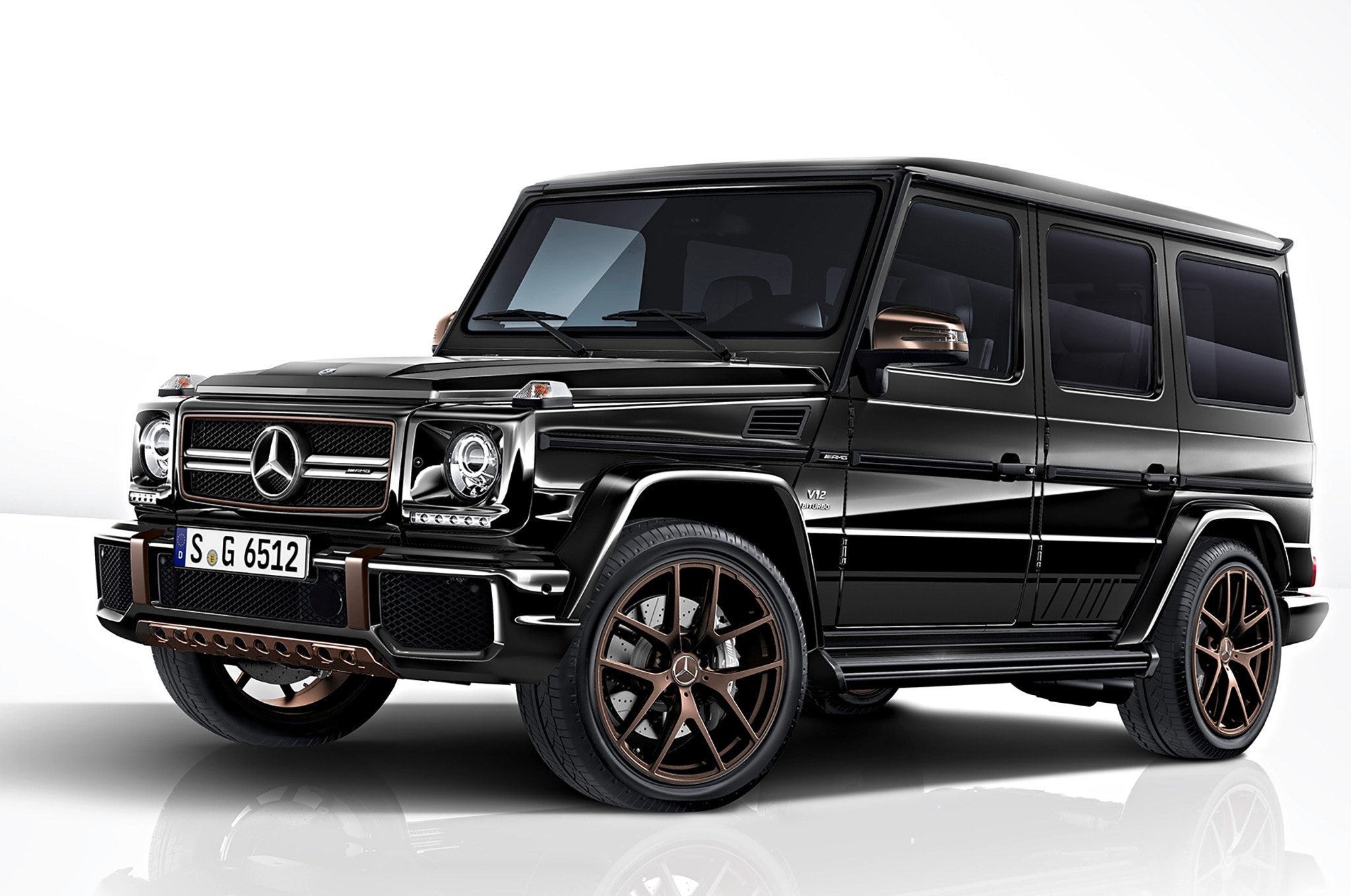 mercedes amg g65 final edition of 65 rolls out automobile magazine. Black Bedroom Furniture Sets. Home Design Ideas