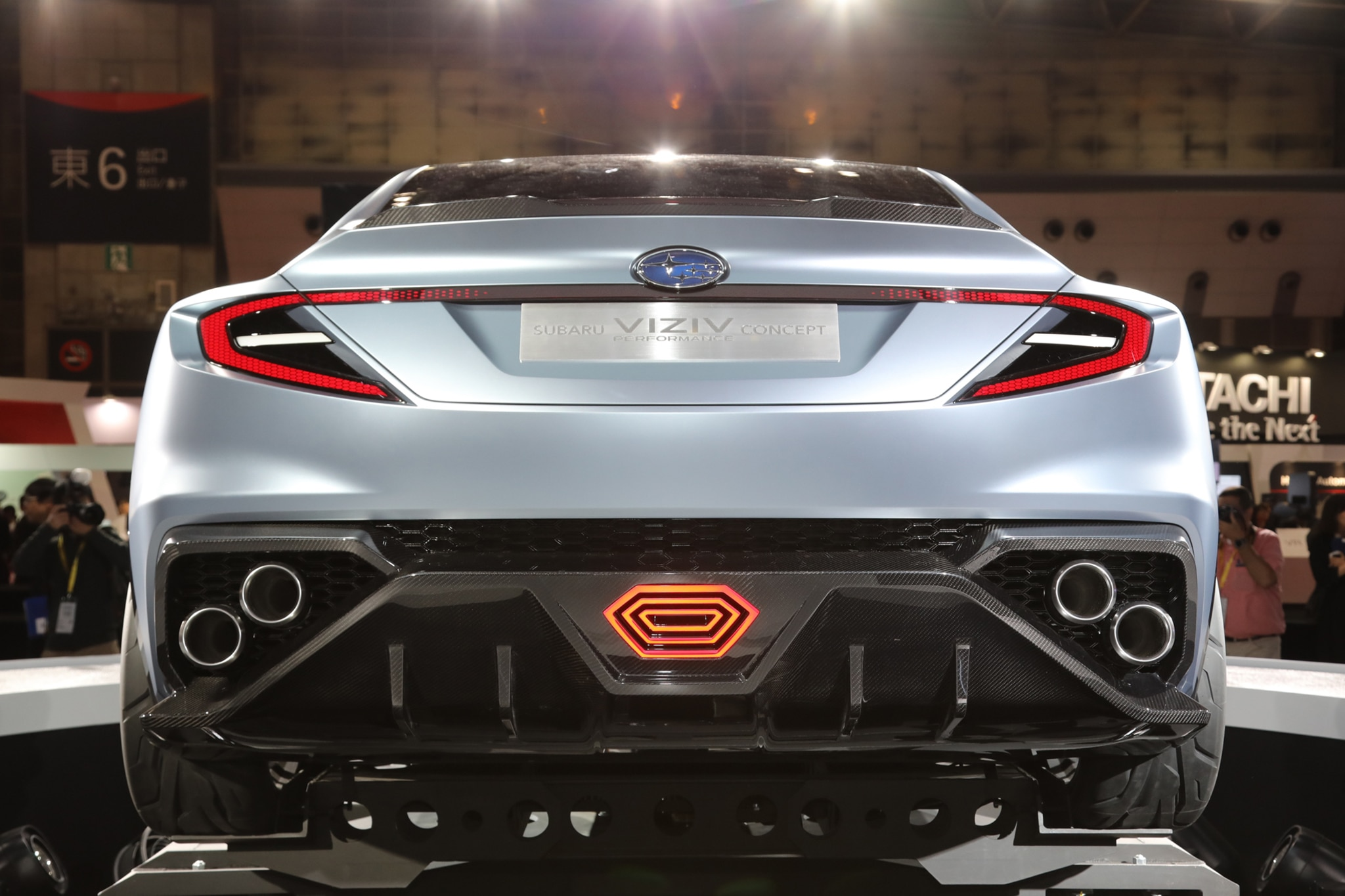 subaru viziv performance concept is a peek at the future
