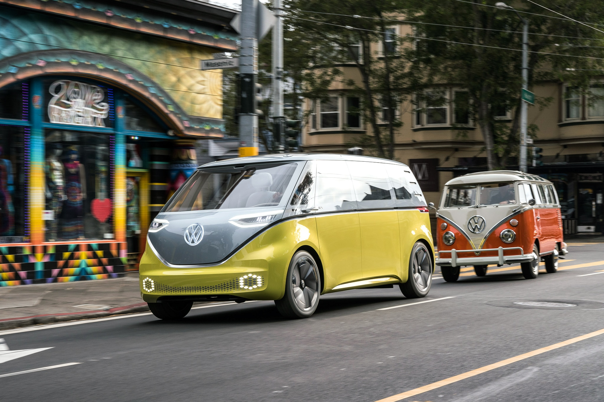Report: VW Wants to Share EV Platform with Competitors ...