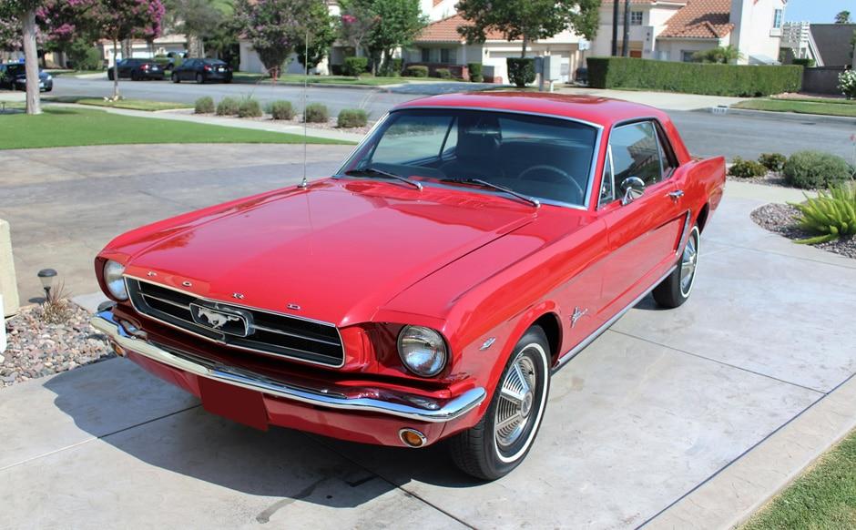 Lot 24 Mustang
