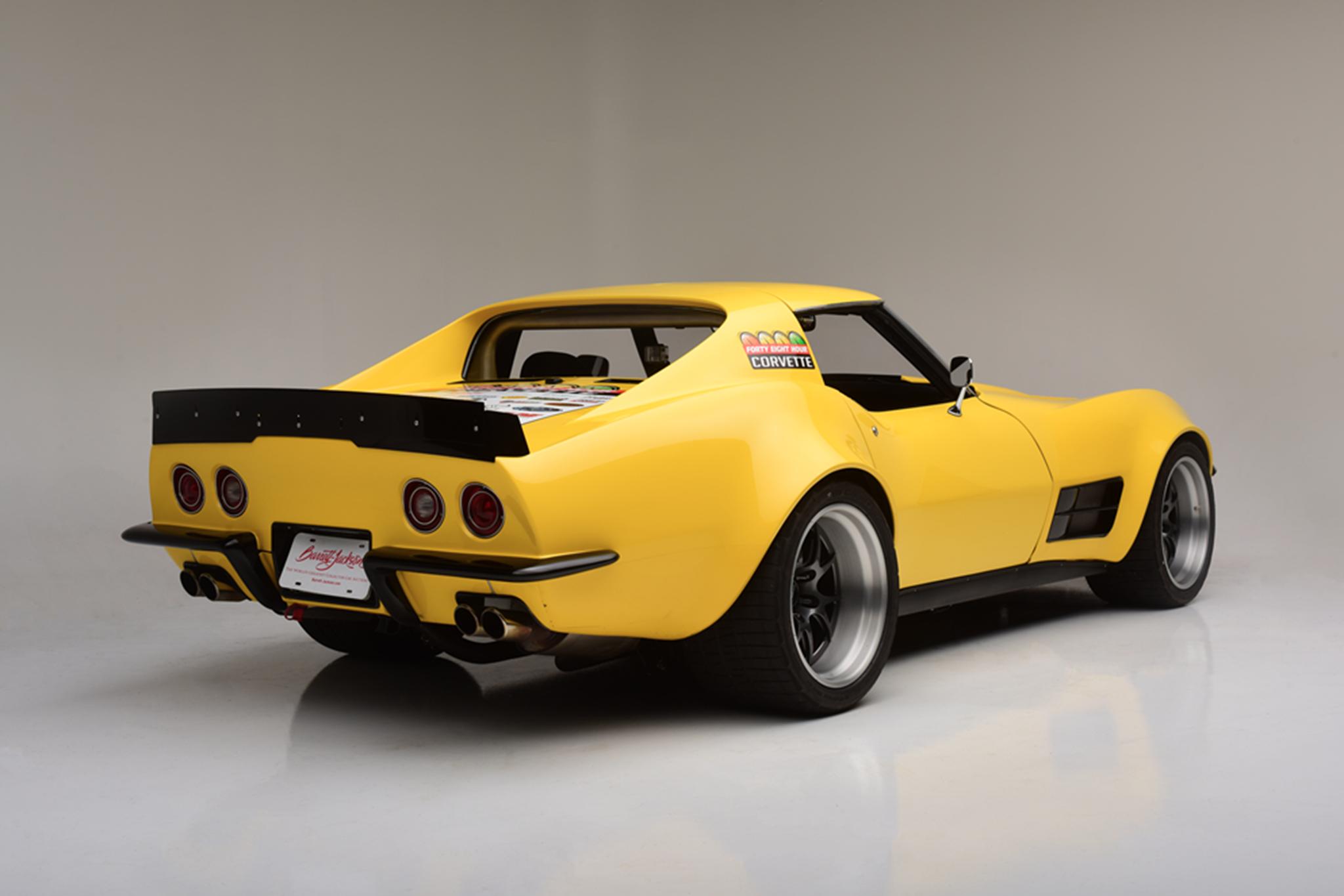 C Corvette Race Car For Sale
