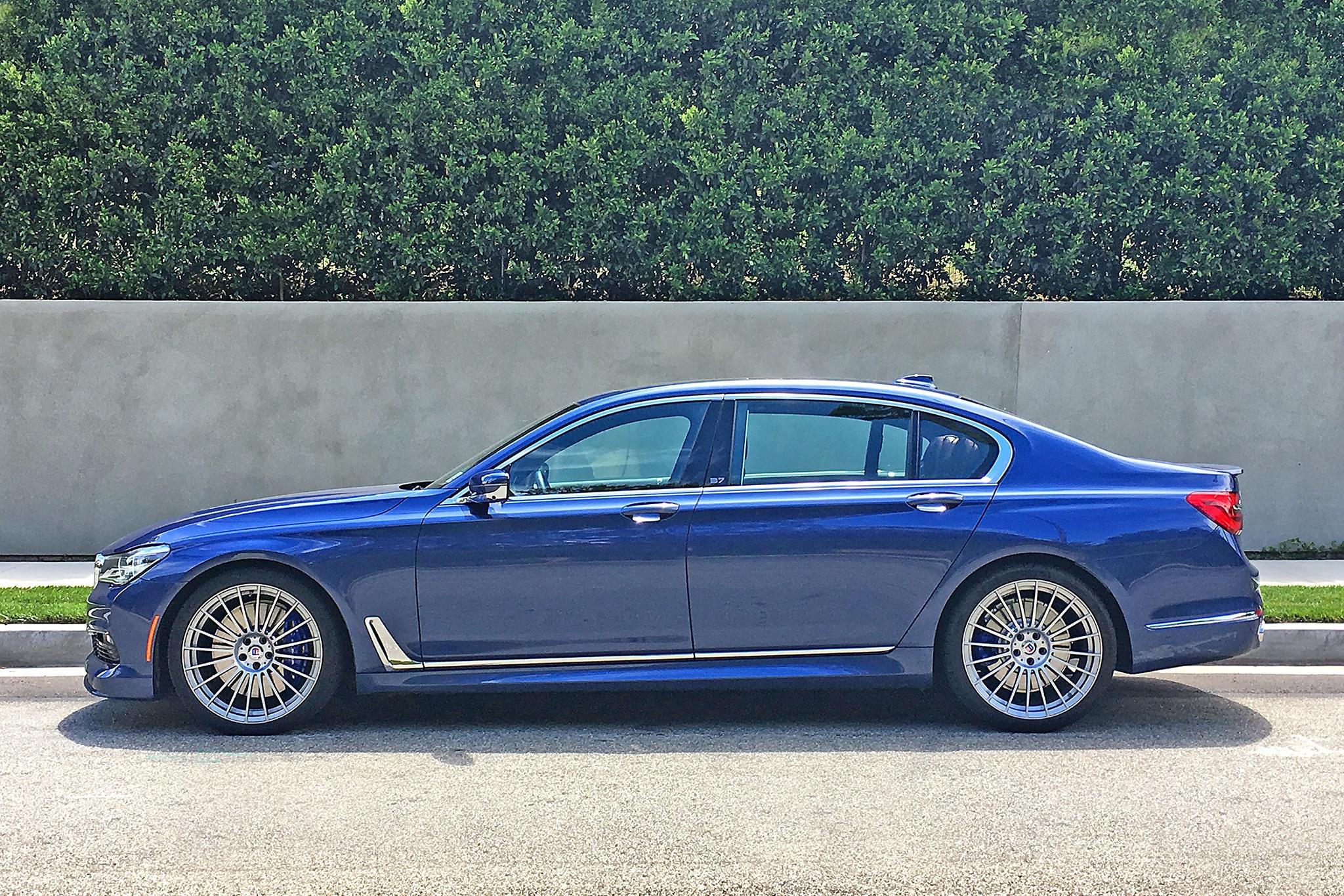 2017 BMW Alpina B7 XDrive Side Profile