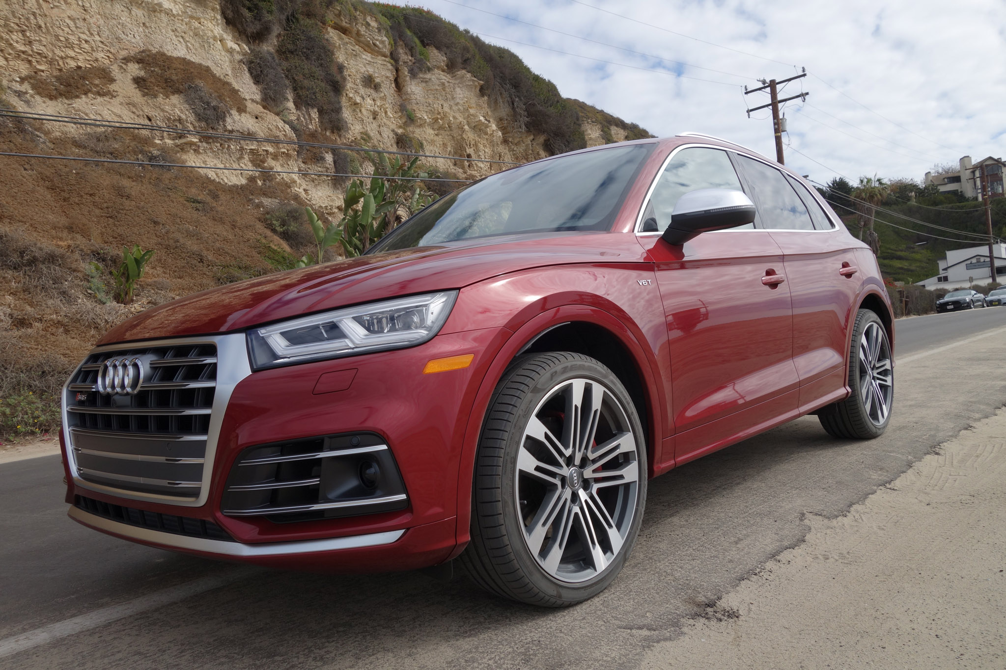 2017 Audi Q5 Msrp >> 2018 Audi Q5 vs. 2018 Audi SQ5 | Automobile Magazine