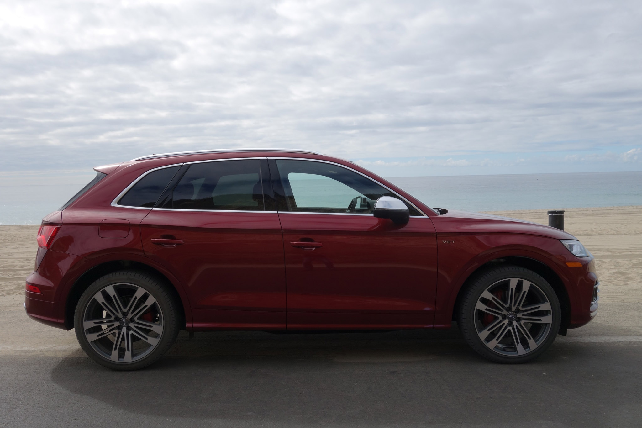 2018 Audi Q5 Vs 2018 Audi Sq5 Automobile Magazine