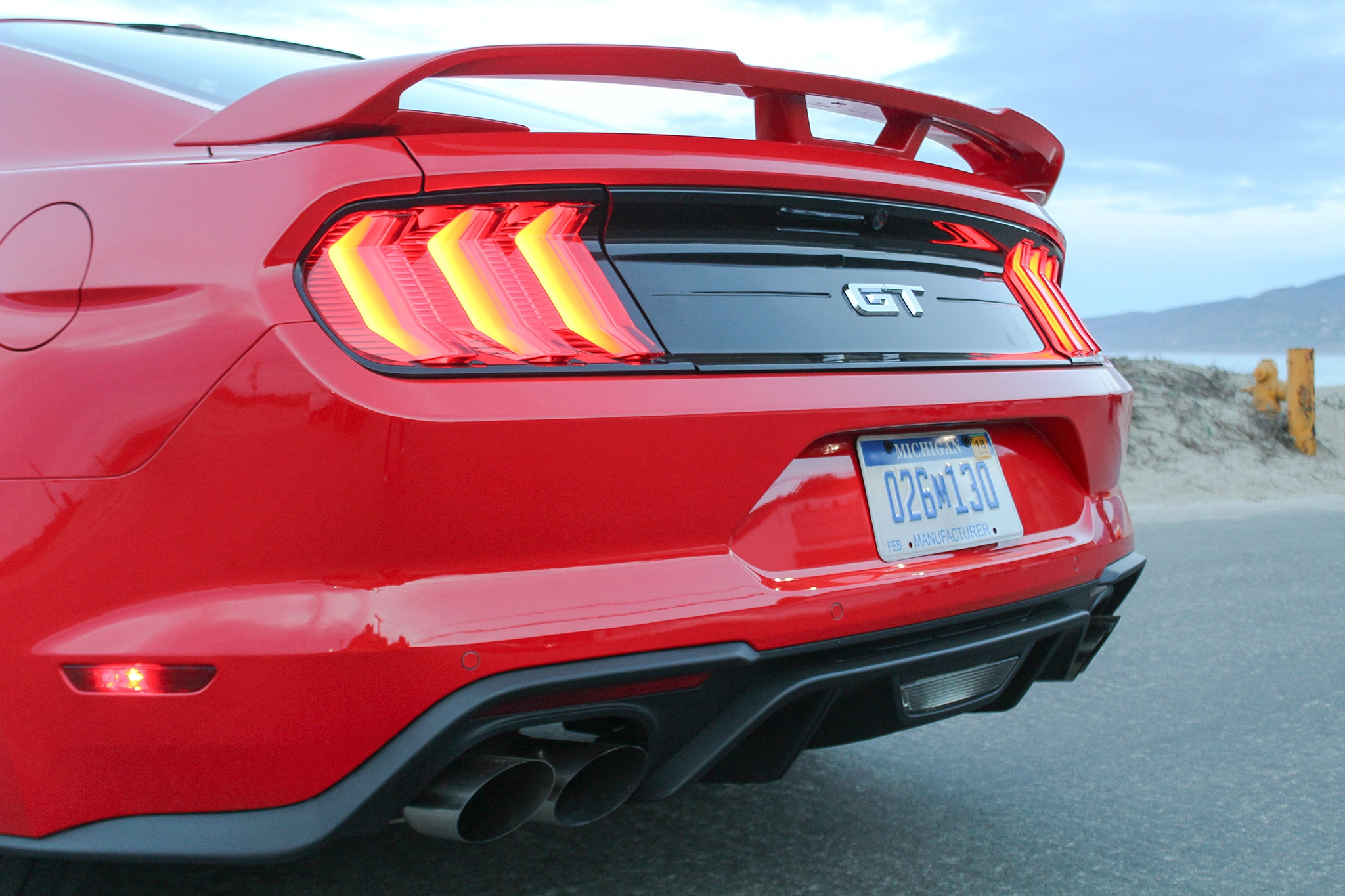 2018 Ford Mustang GT Premium First Drive Review ...