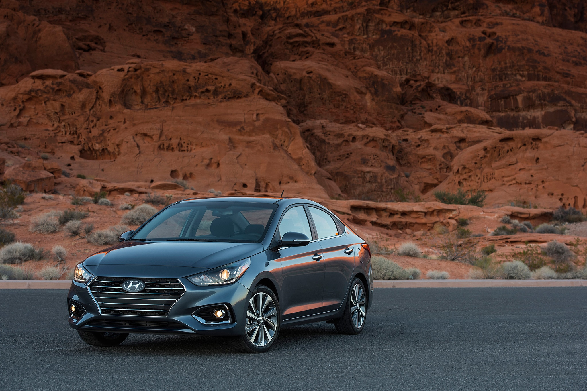 2018 Hyundai Accent First Drive Automobile Magazine