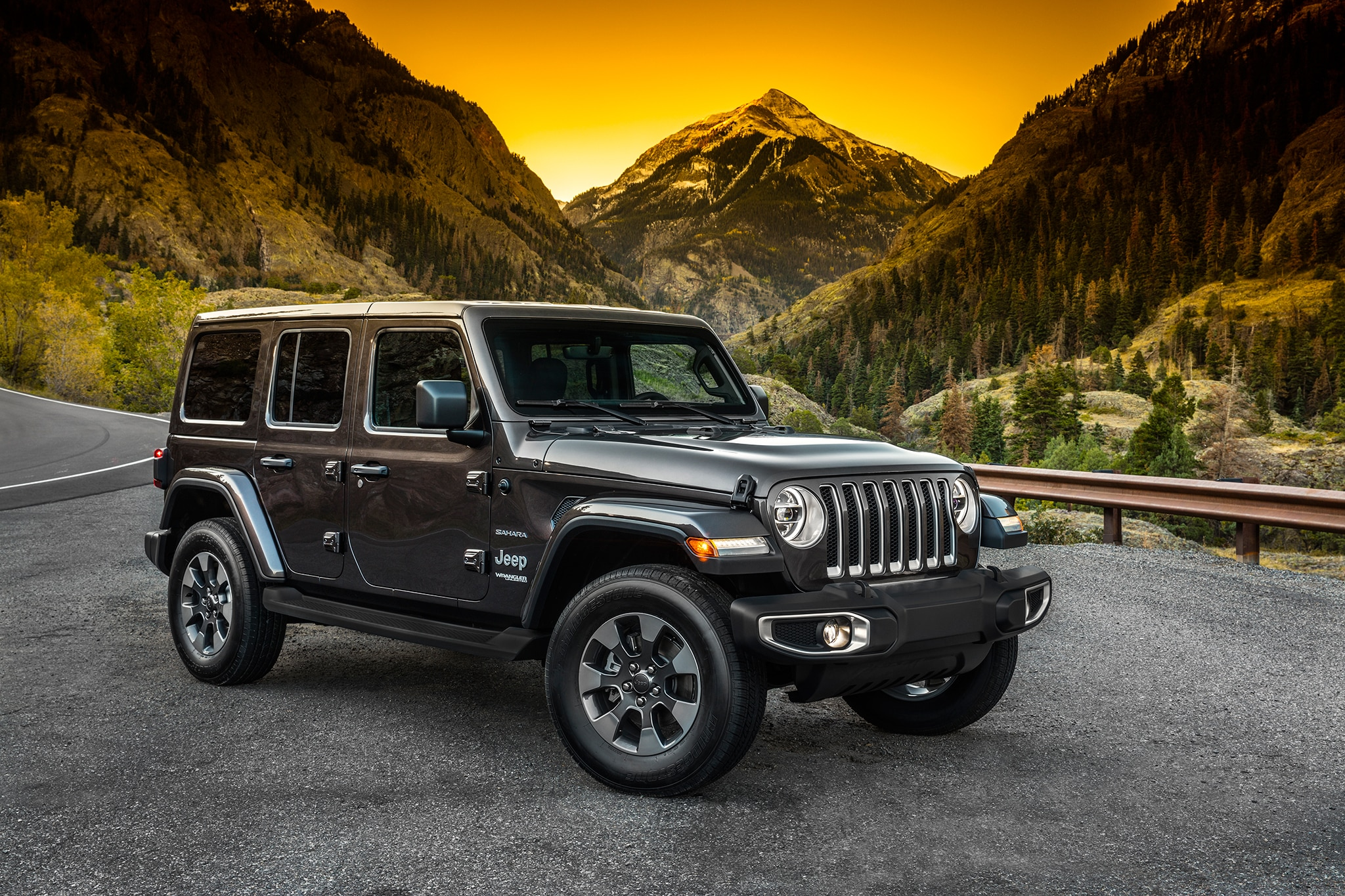 Jeep Wrangler Unlimited For Sale >> 2018 Jeep Wranger Unlimited Sahara | Automobile Magazine