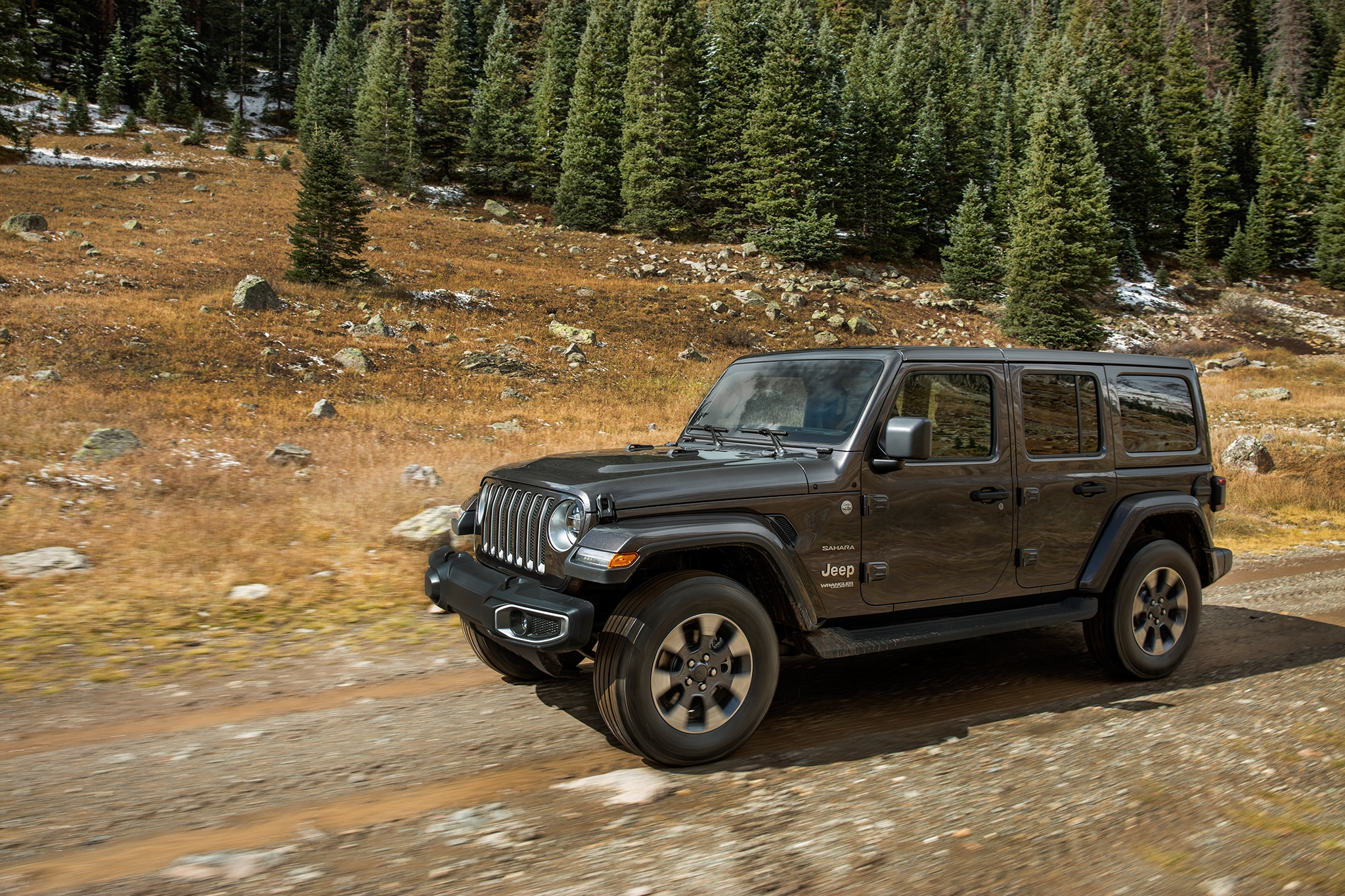 2018 Jeep Wrangler Jl Soft Top >> 2018 Jeep Wranger Unlimited Sahara | Automobile Magazine