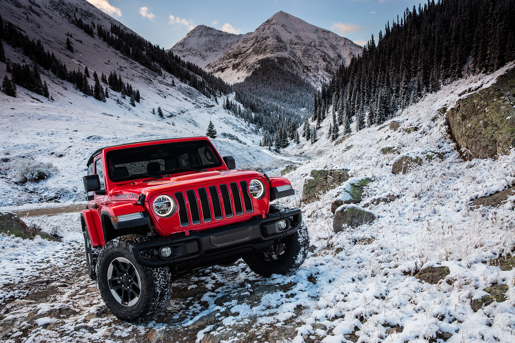 2018 jeep wrangler rubicon first drive review automobile magazine. Black Bedroom Furniture Sets. Home Design Ideas