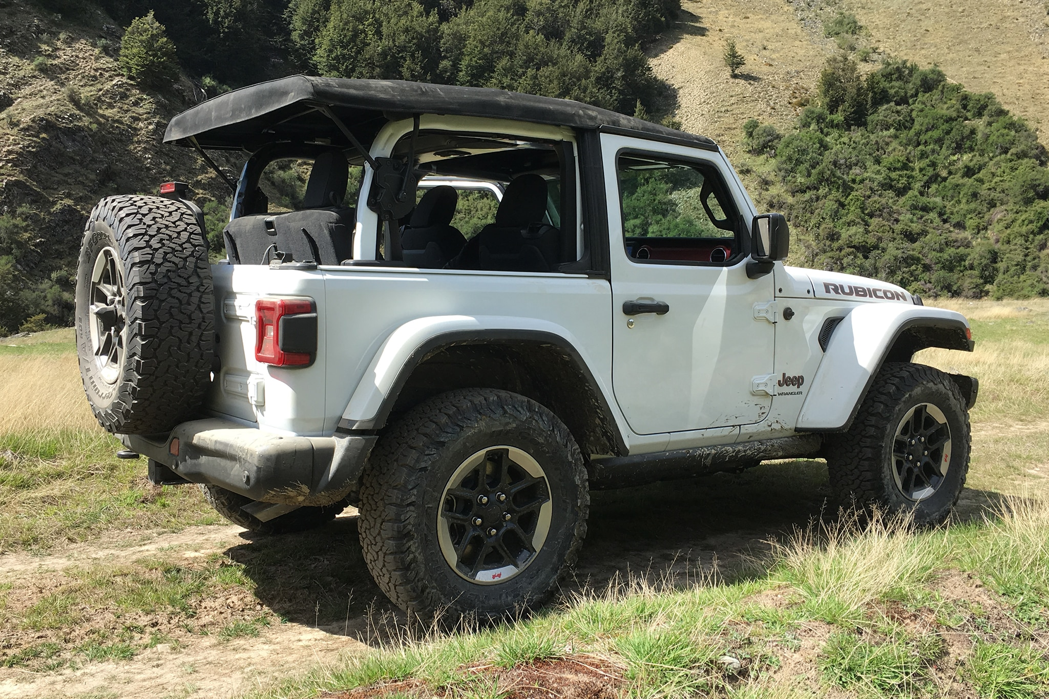 more exclusive photos and videos of the 2018 jeep wrangler in action automobile magazine. Black Bedroom Furniture Sets. Home Design Ideas