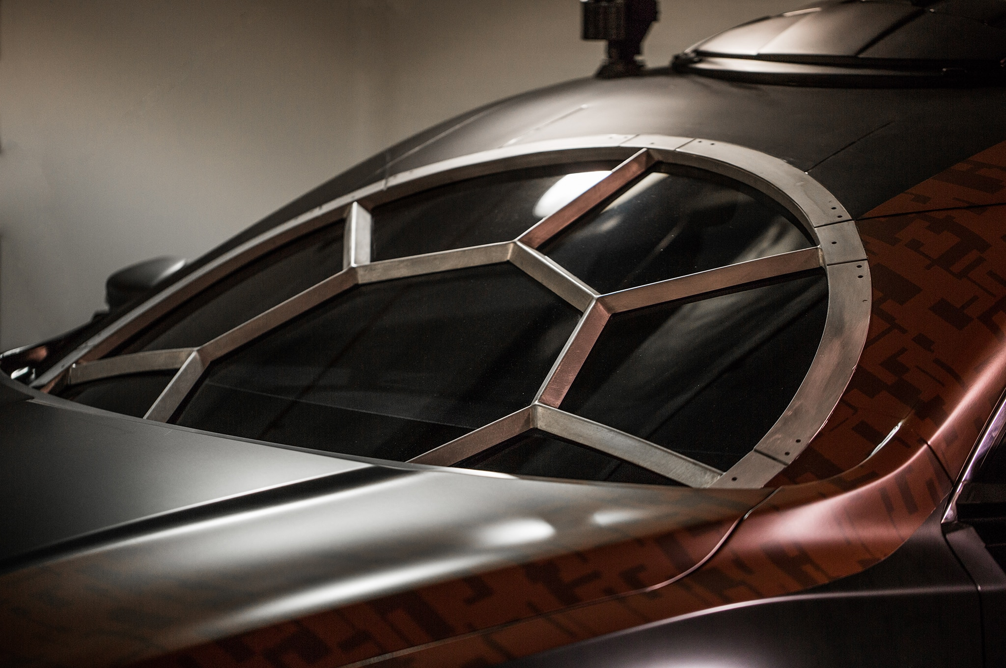 2018 Nissan Altima Show Car Special Forces TIE Fighter