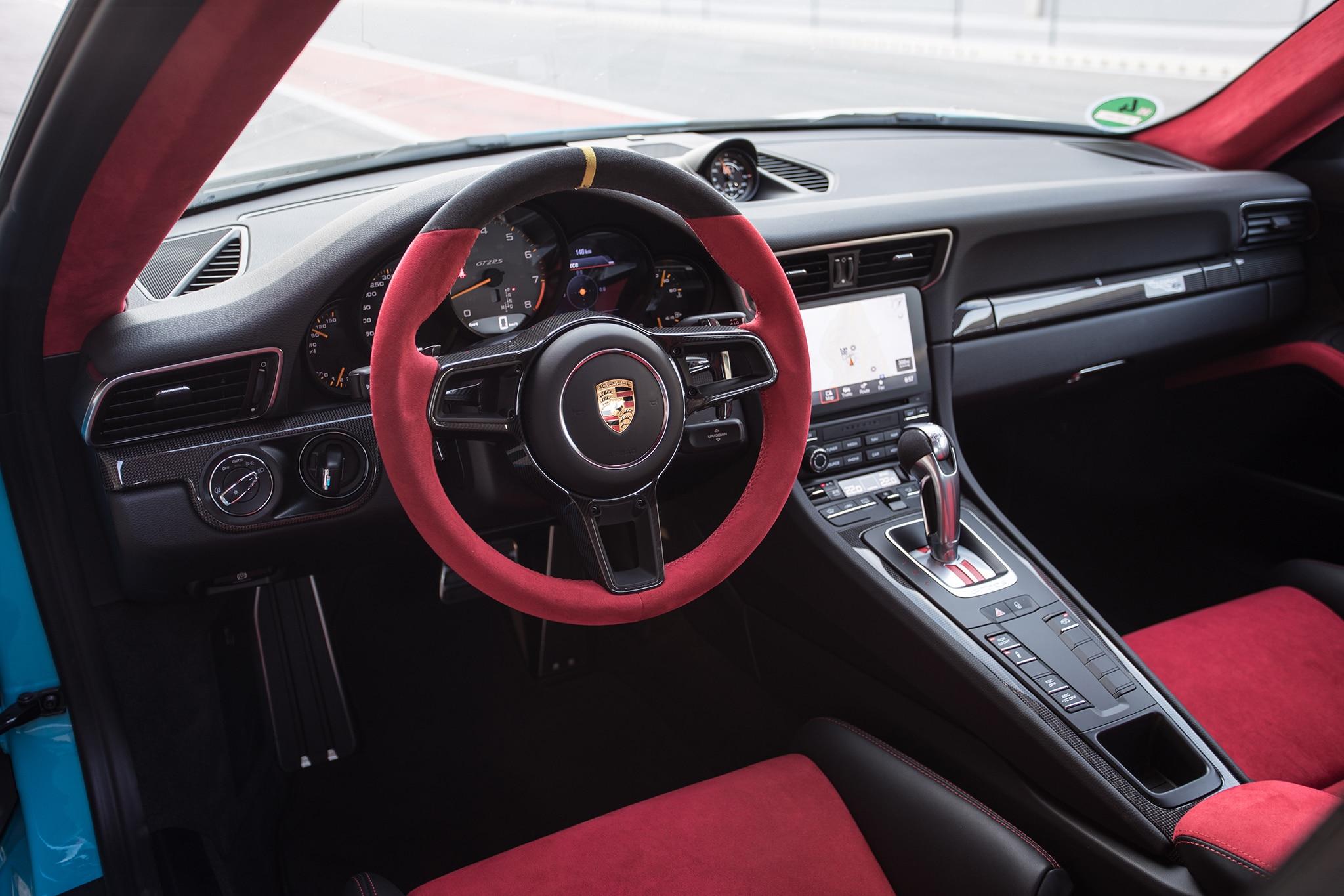 2018-Porsche-911-GT2-RS-cabin-07 Wonderful Porsche 911 Gt2 Wheel for Sale Cars Trend